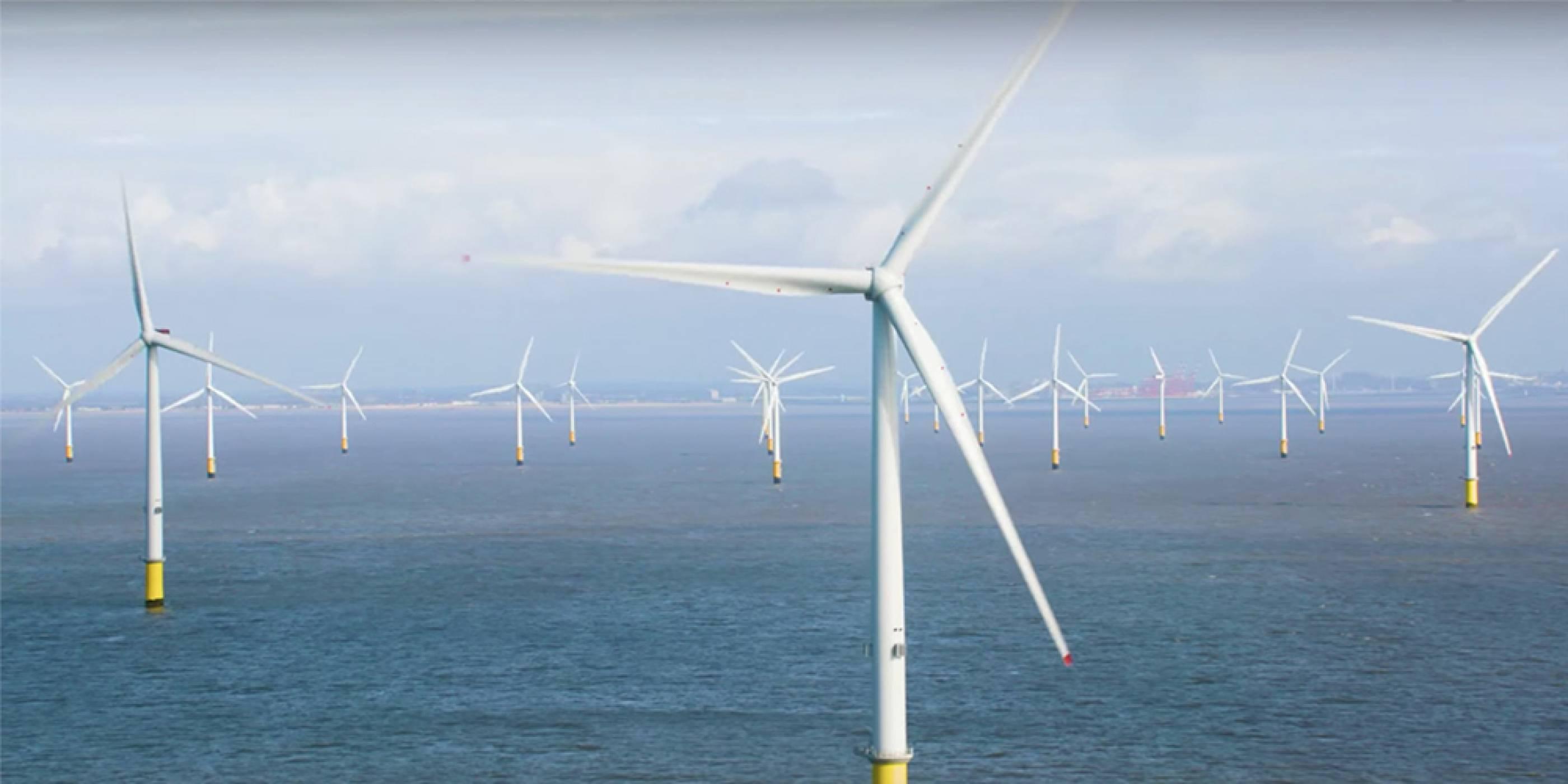 Великобритания вече използва най-големите вятърни турбини в света