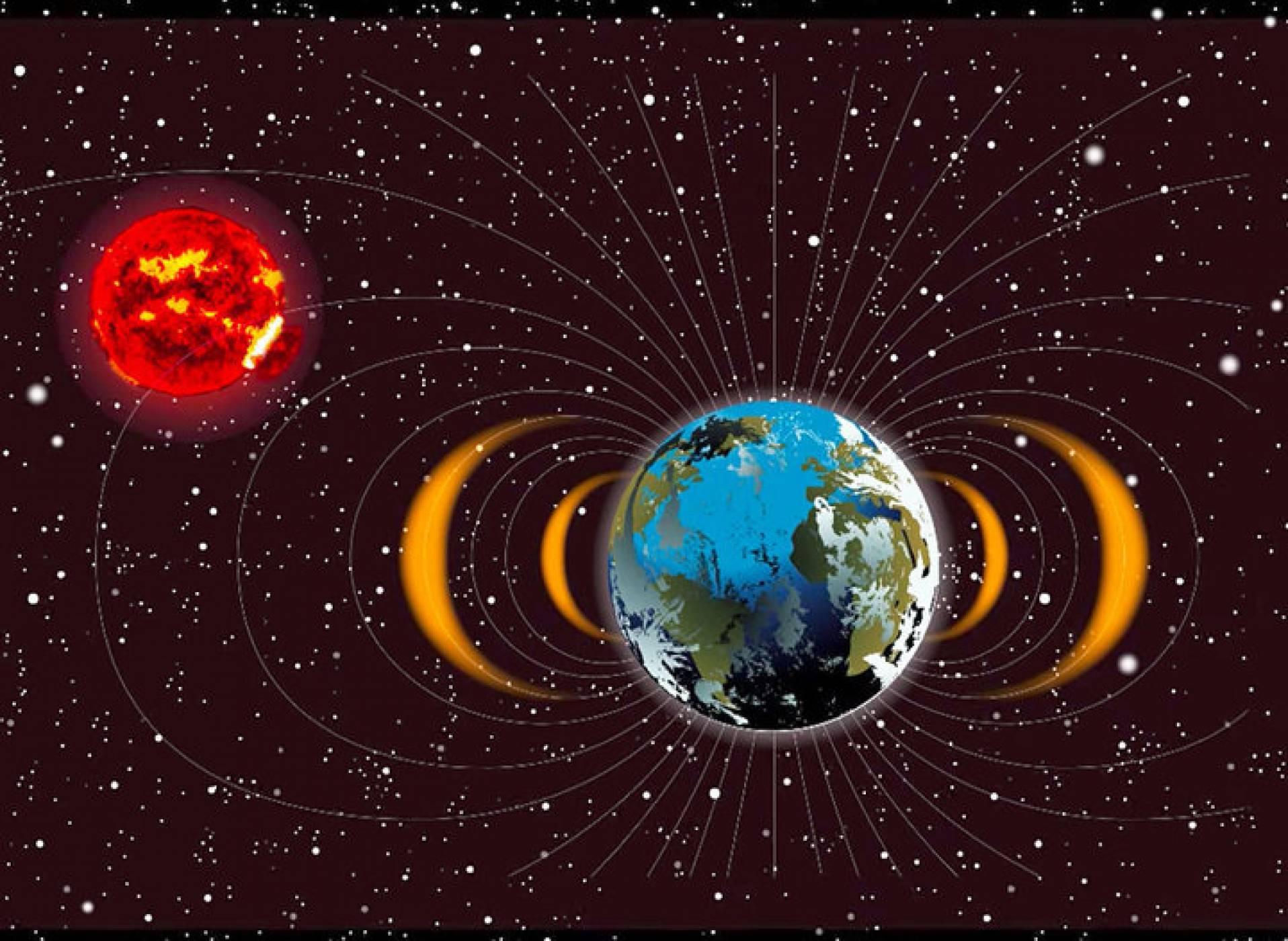 Човечеството инцидентно е създало защитна обвивка около Земята