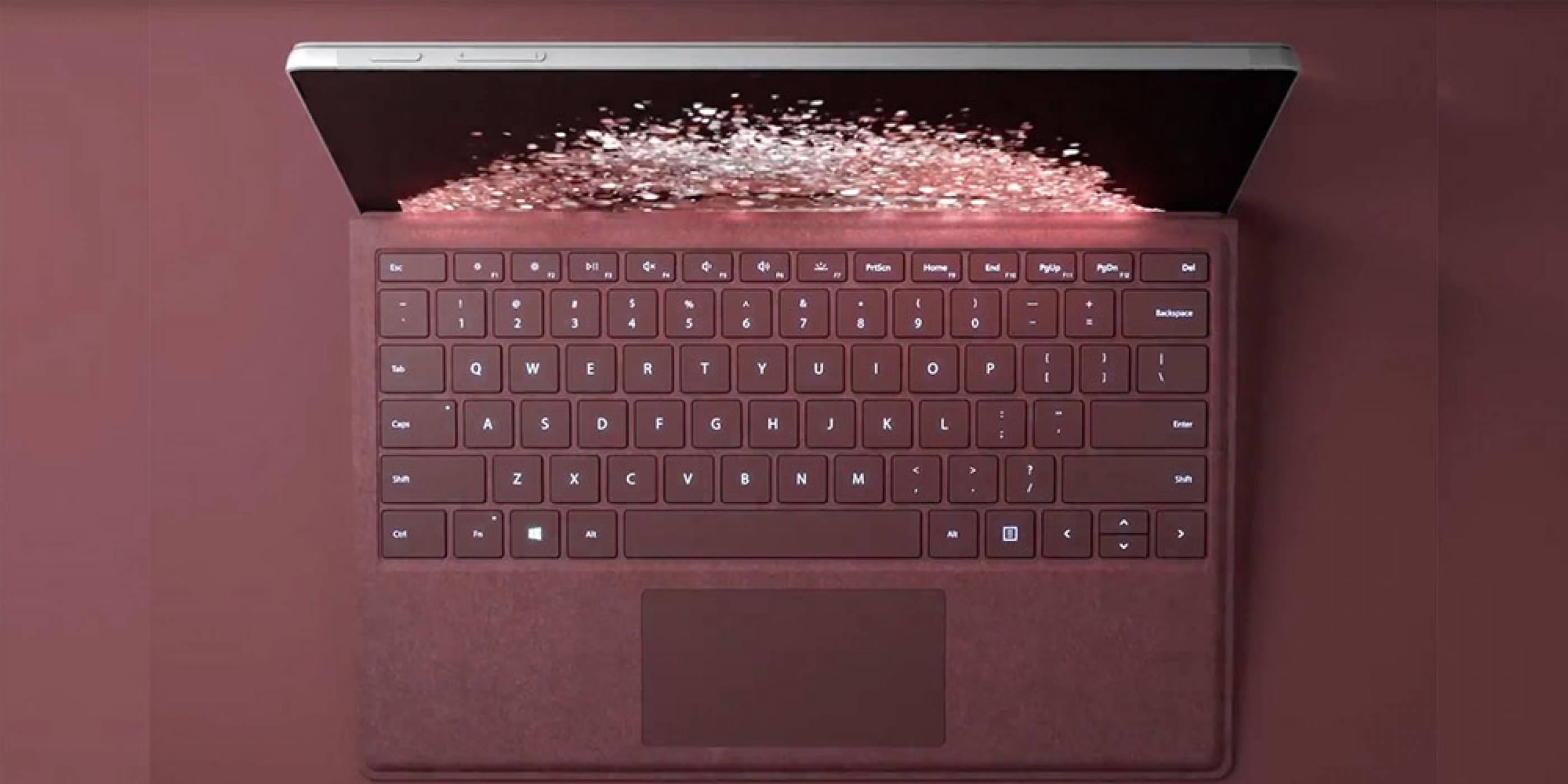 Microsoft представи обновен Surface Pro със седмо поколение Intel процесори