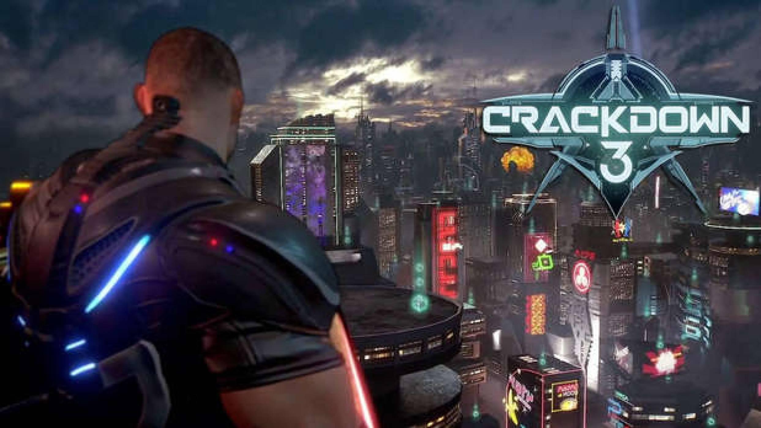 Crackdown 3 излиза и за РС чрез Play Anywhere