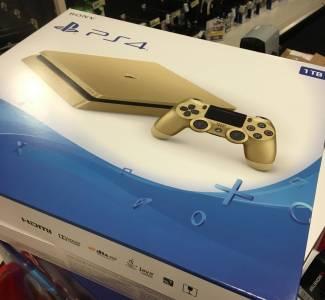 С новия златен PlayStation 4 със сигурност ще се отличавате от приятелите си