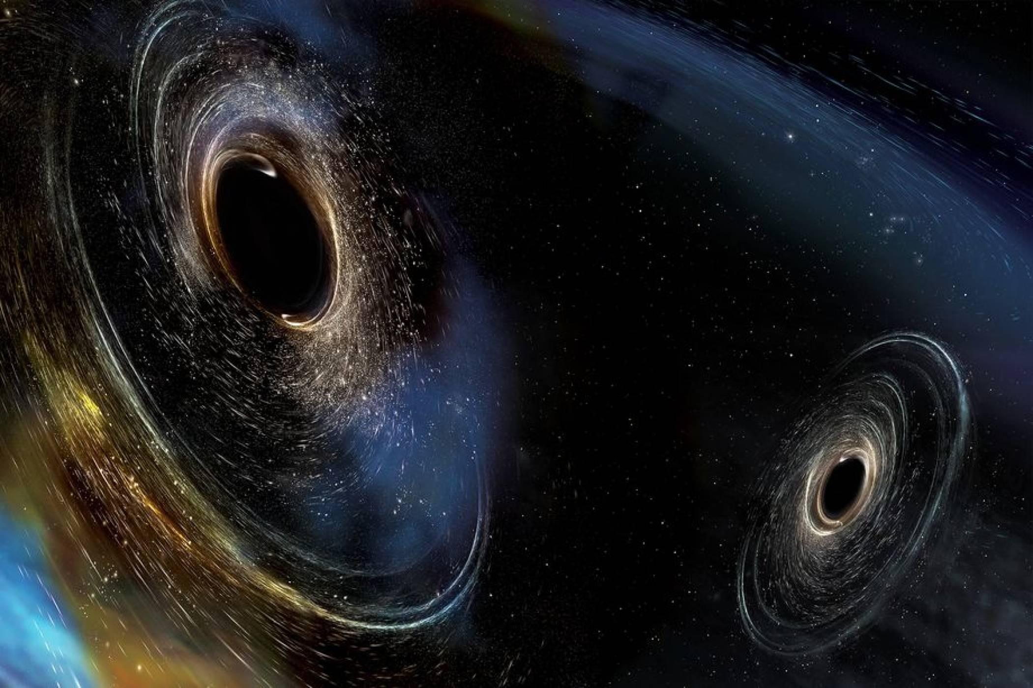 Ново засичане на гравитационни вълни променя това, което знаем за черните дупки