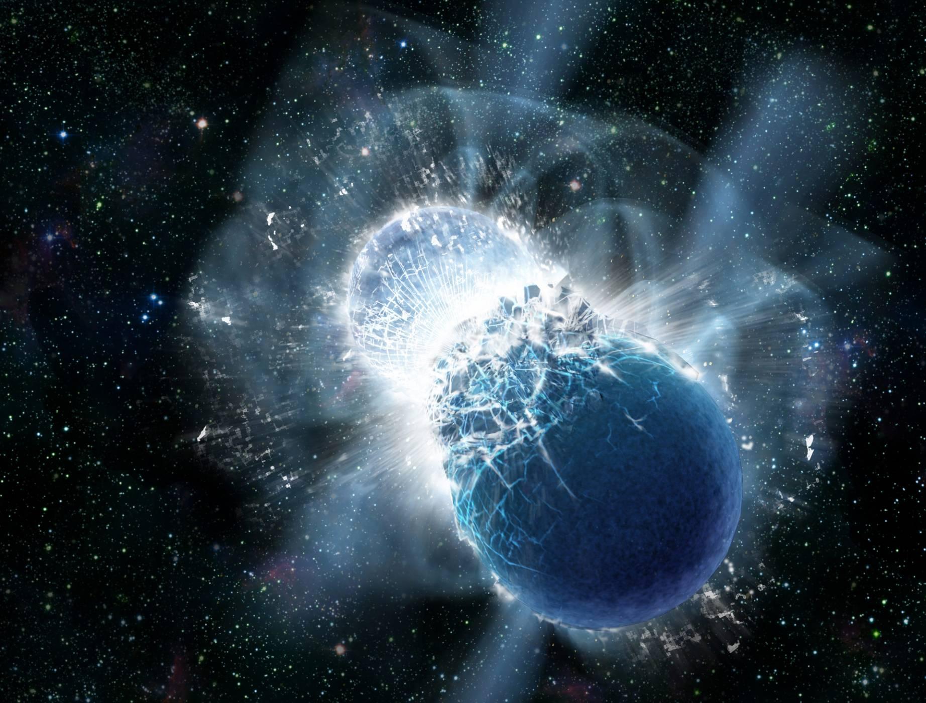 NASA изстрелва първия си апарат за изследване на неутронни звезди със Space X днес