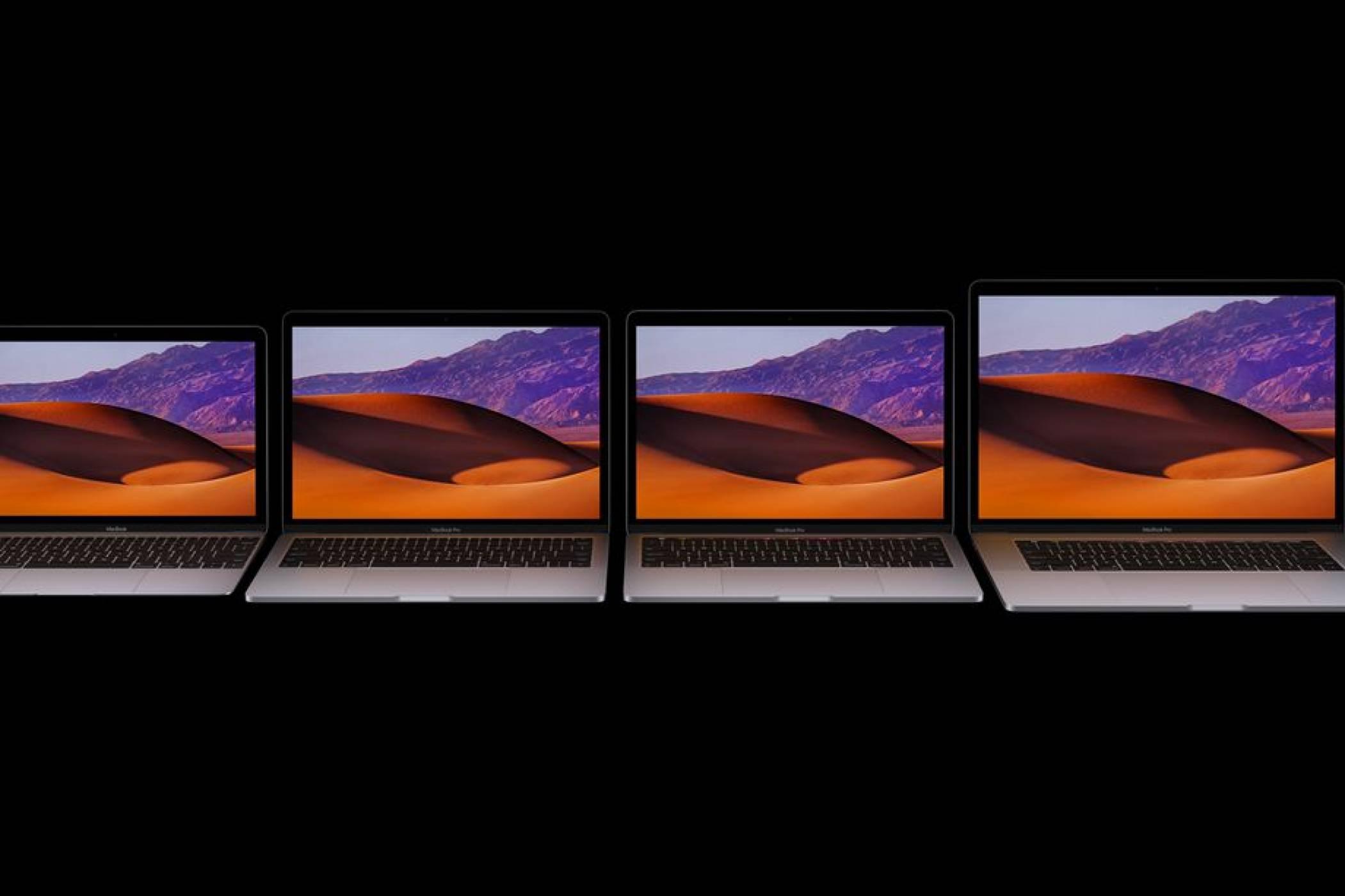 WWDC 2017: Apple дава на своите MacBook нови процесори Intel