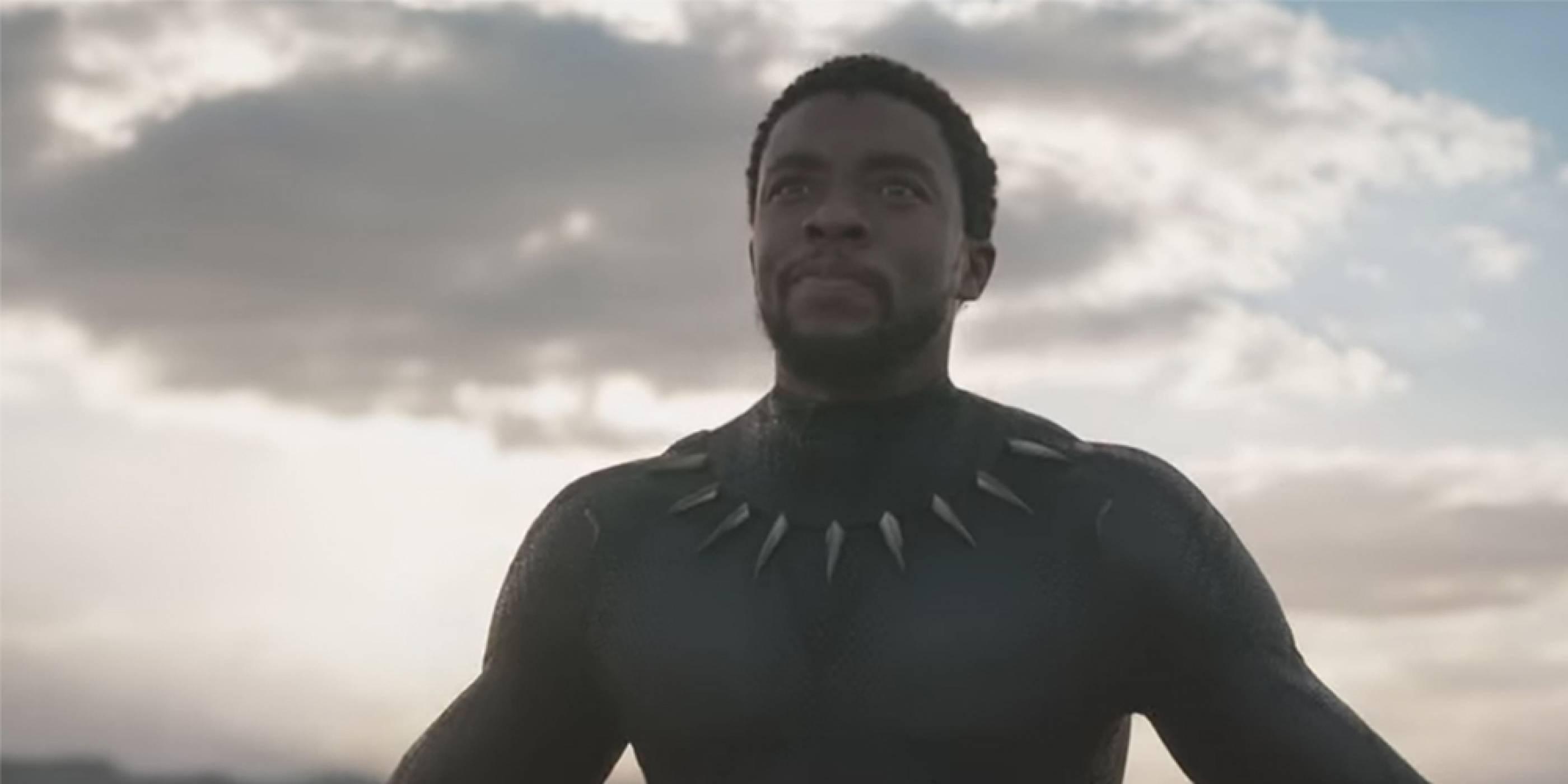 Първият тийзър трейлър на Black Panther на Marvel е тук