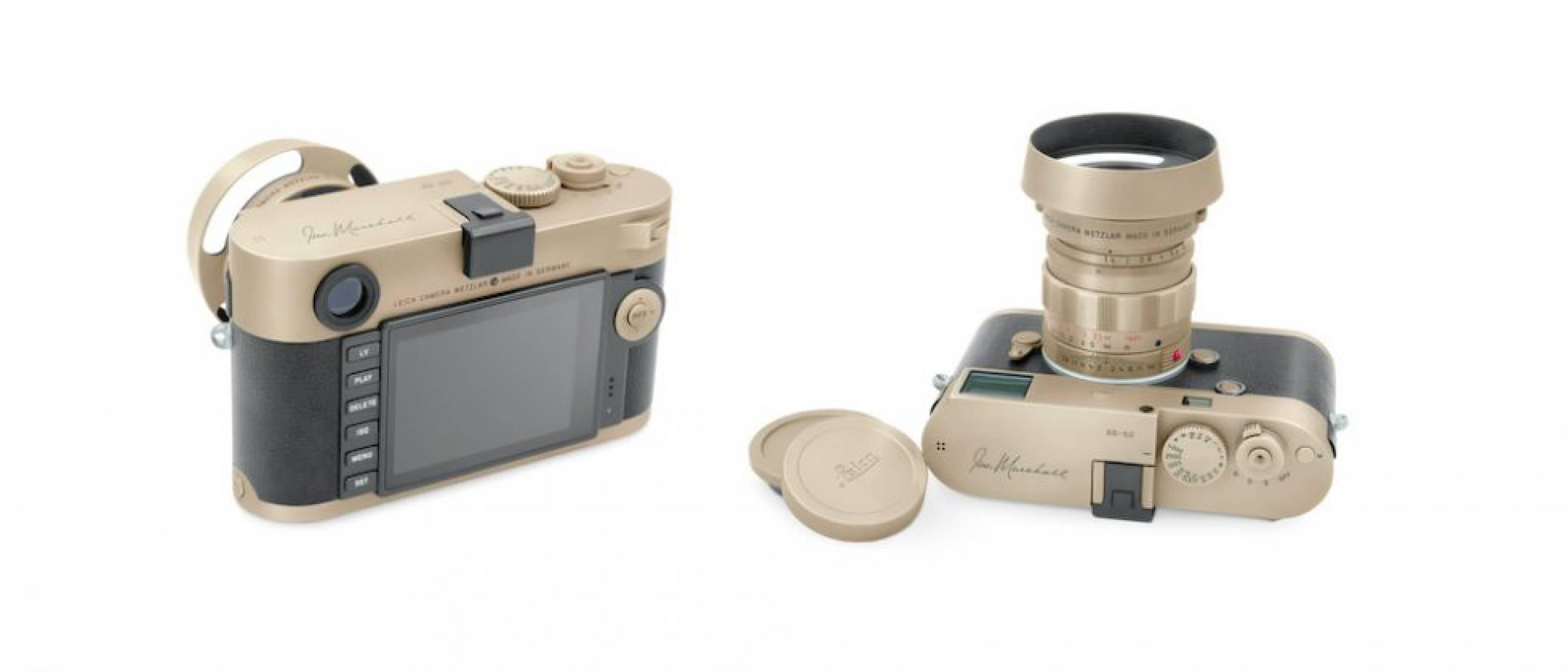 Побързайте, защото този уникален апарат на Leica ще бъде само в 50 бройки