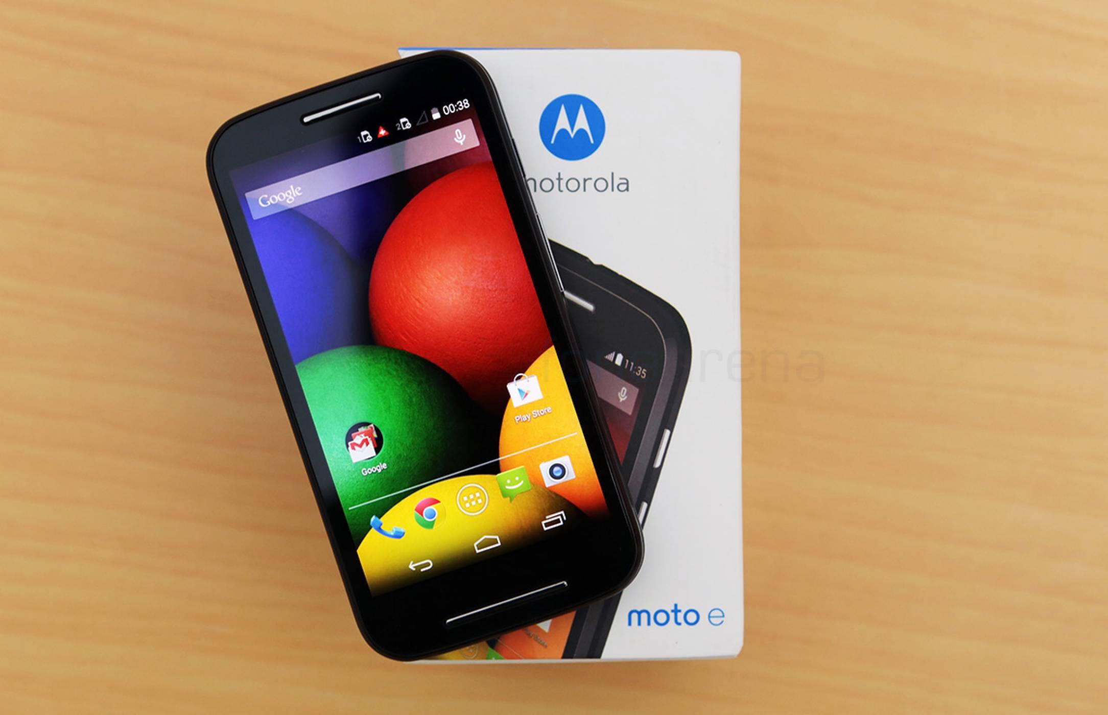 Motorola представи официално достъпните смартфони E4 и E4 Plus