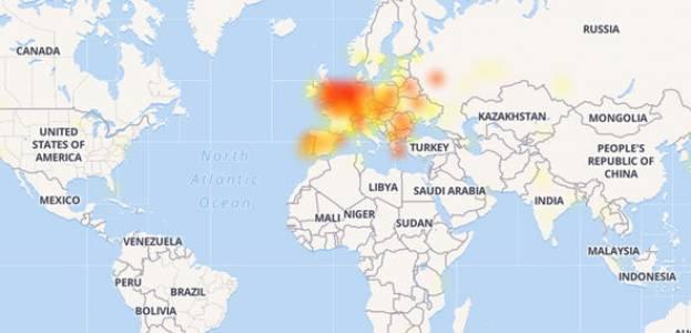 Проблем извади от строя Skype в цяла Европа (обновена)