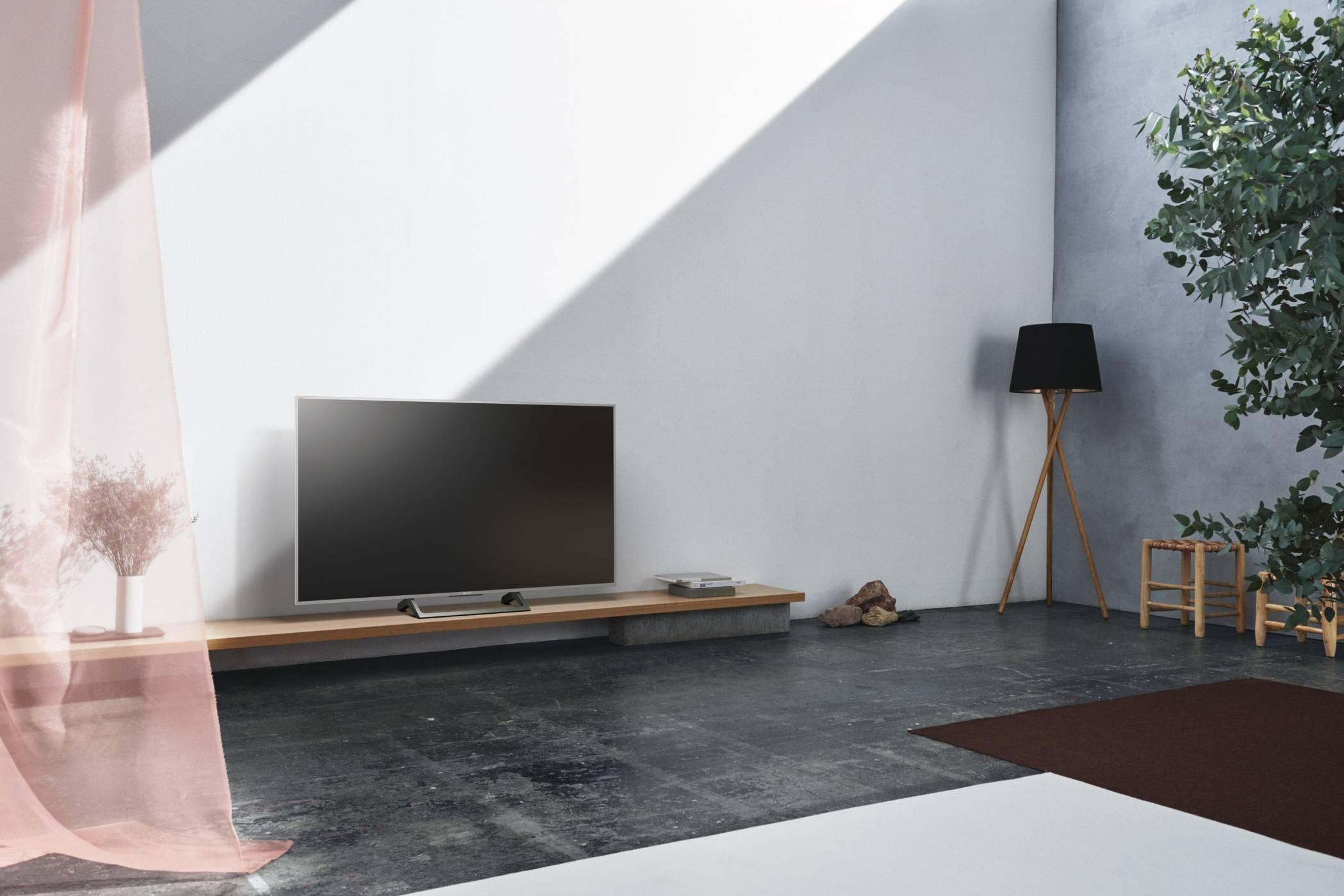 Серията телевизори ХЕ70 на Sony е отлична стъпка към 4К HDR образа