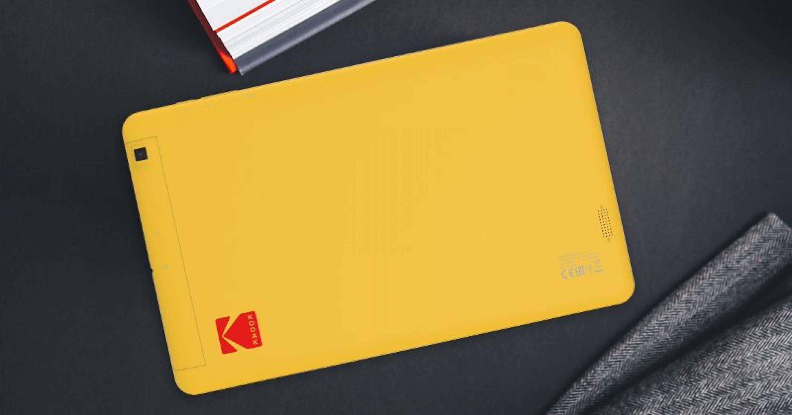 Това е Android таблетът на Kodak, който вероятно не сте искали