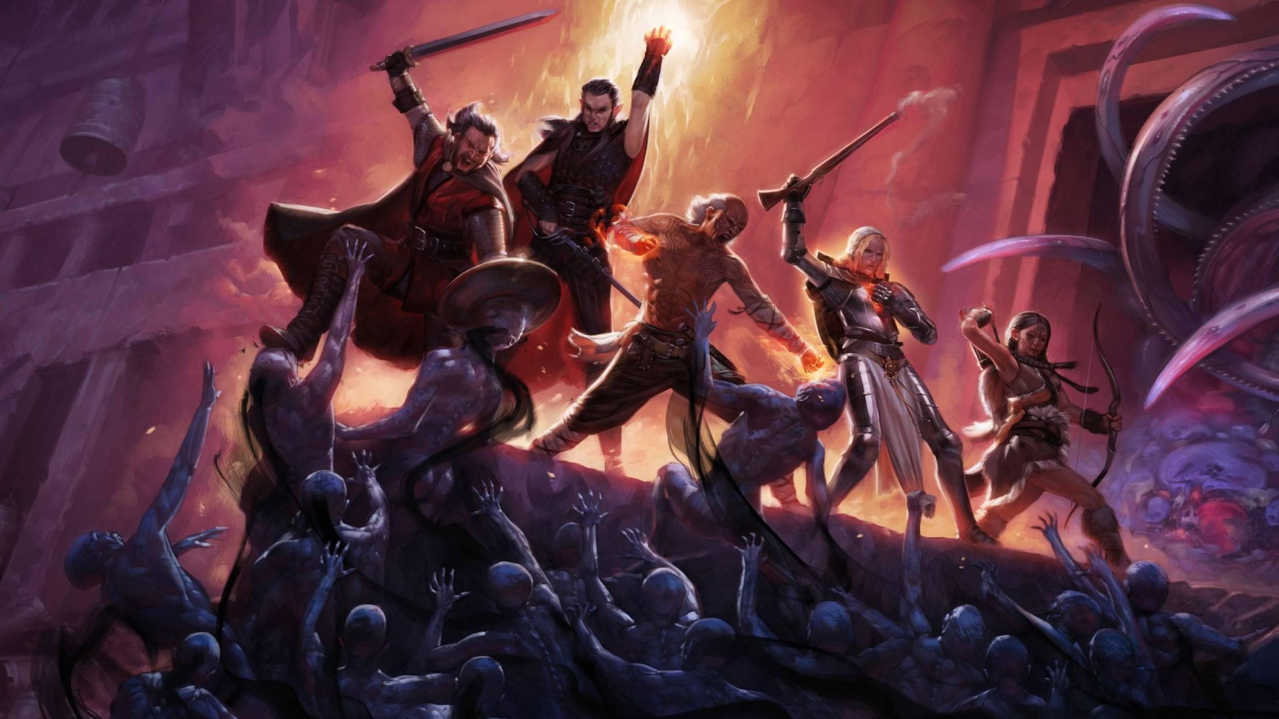 Великолепната Pillars of Eternity ще зарадва конзолните геймъри през август