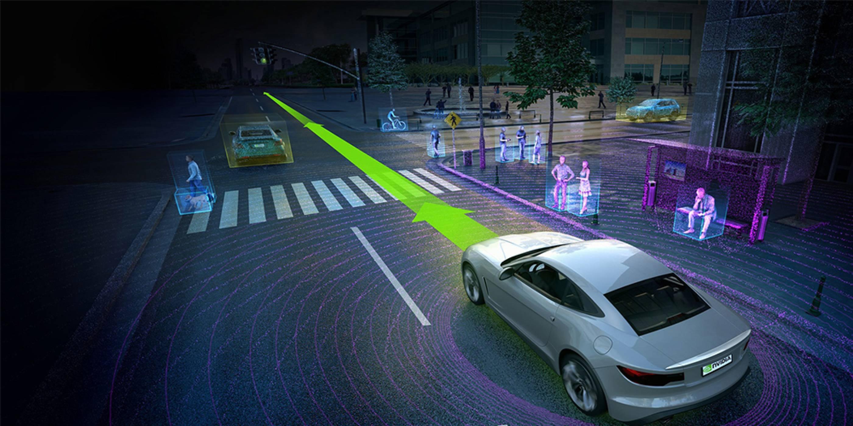 Nvidia обяви партньорството си с Volkswagen за използването на изкуствен интелект във и отвъд автомобилите
