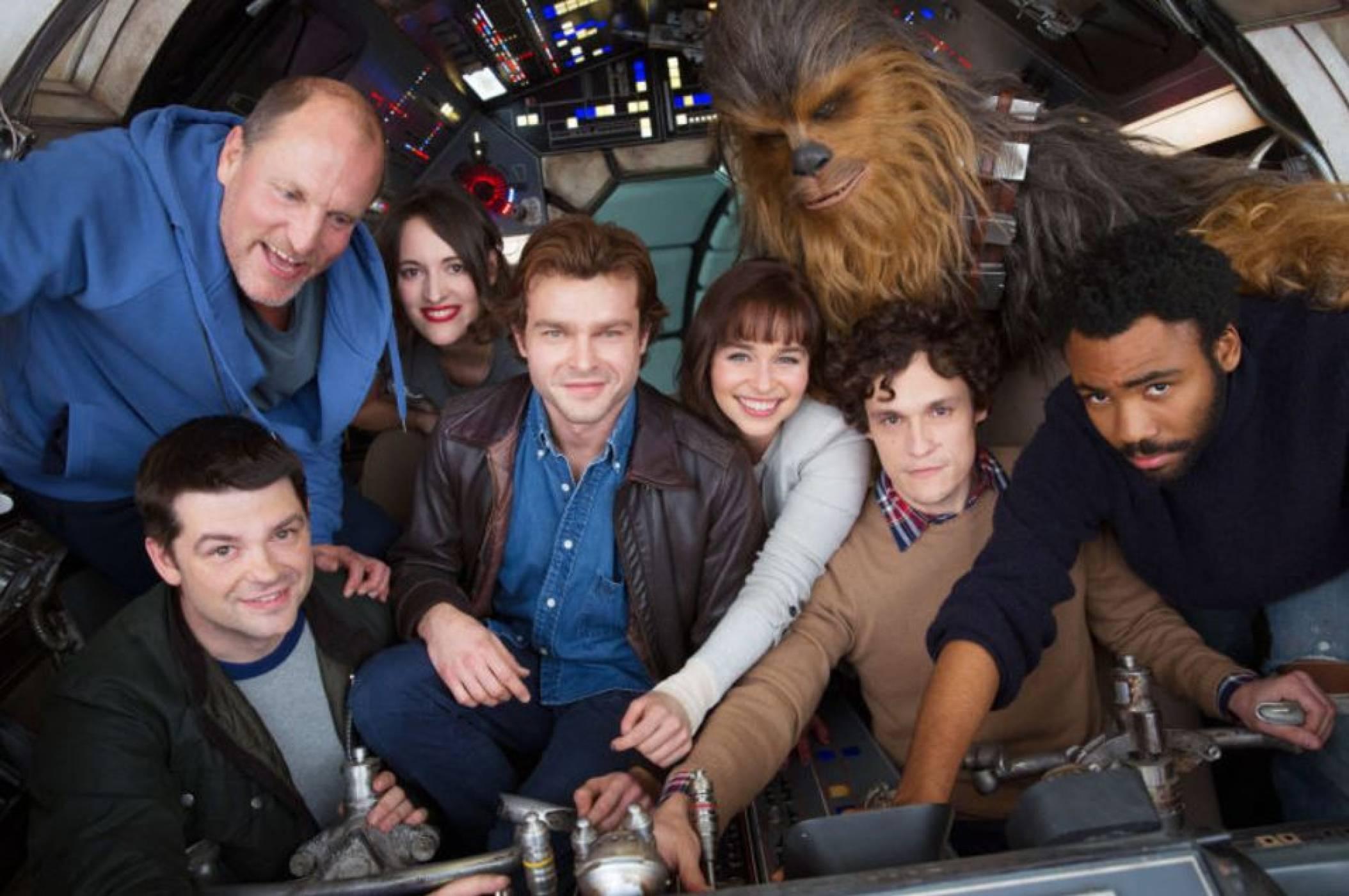 Пикантни подробности от интригите на снимачната площадка на Han Solo