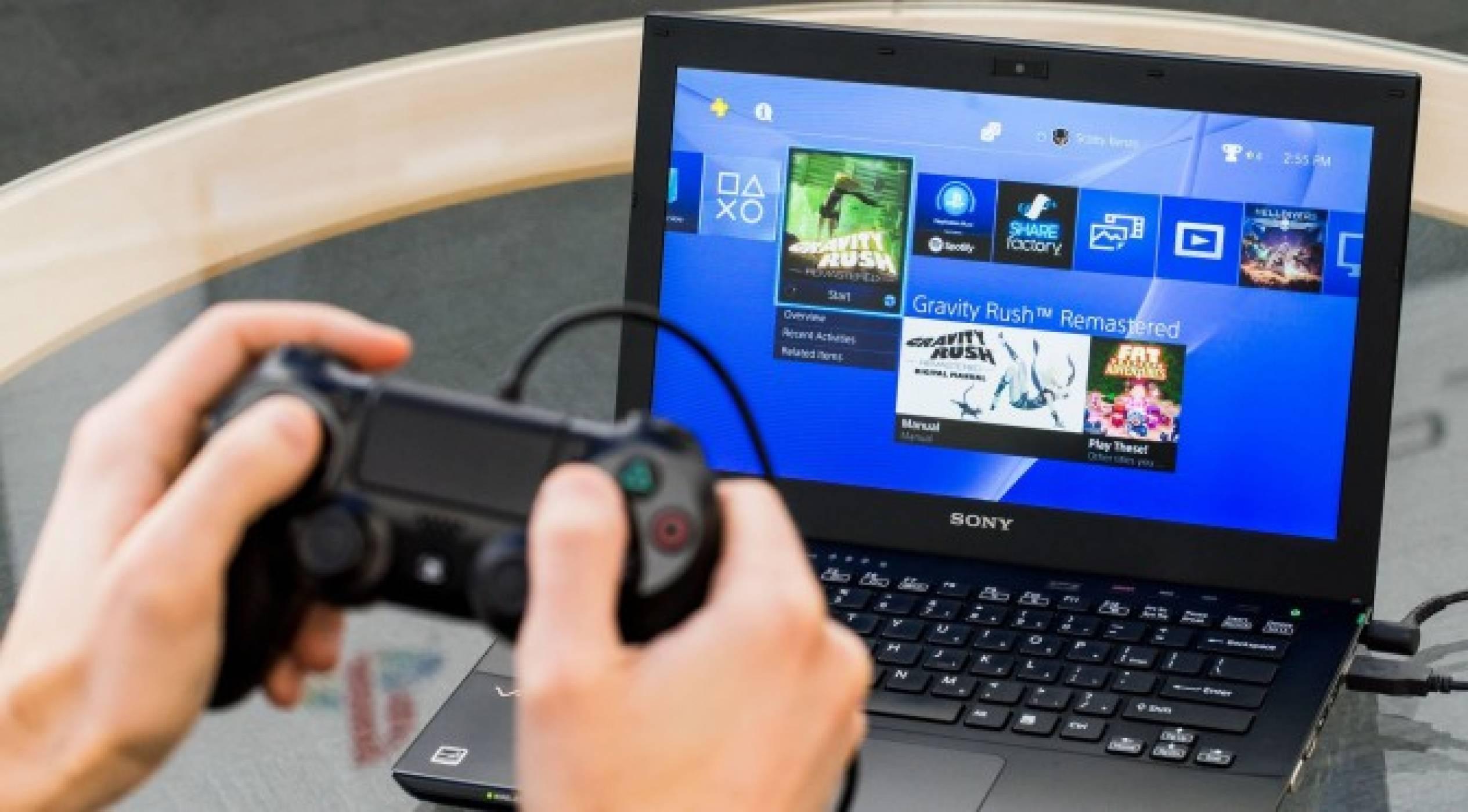 Вече може да играете PS4 игри на PC благодарение на PlayStation Now