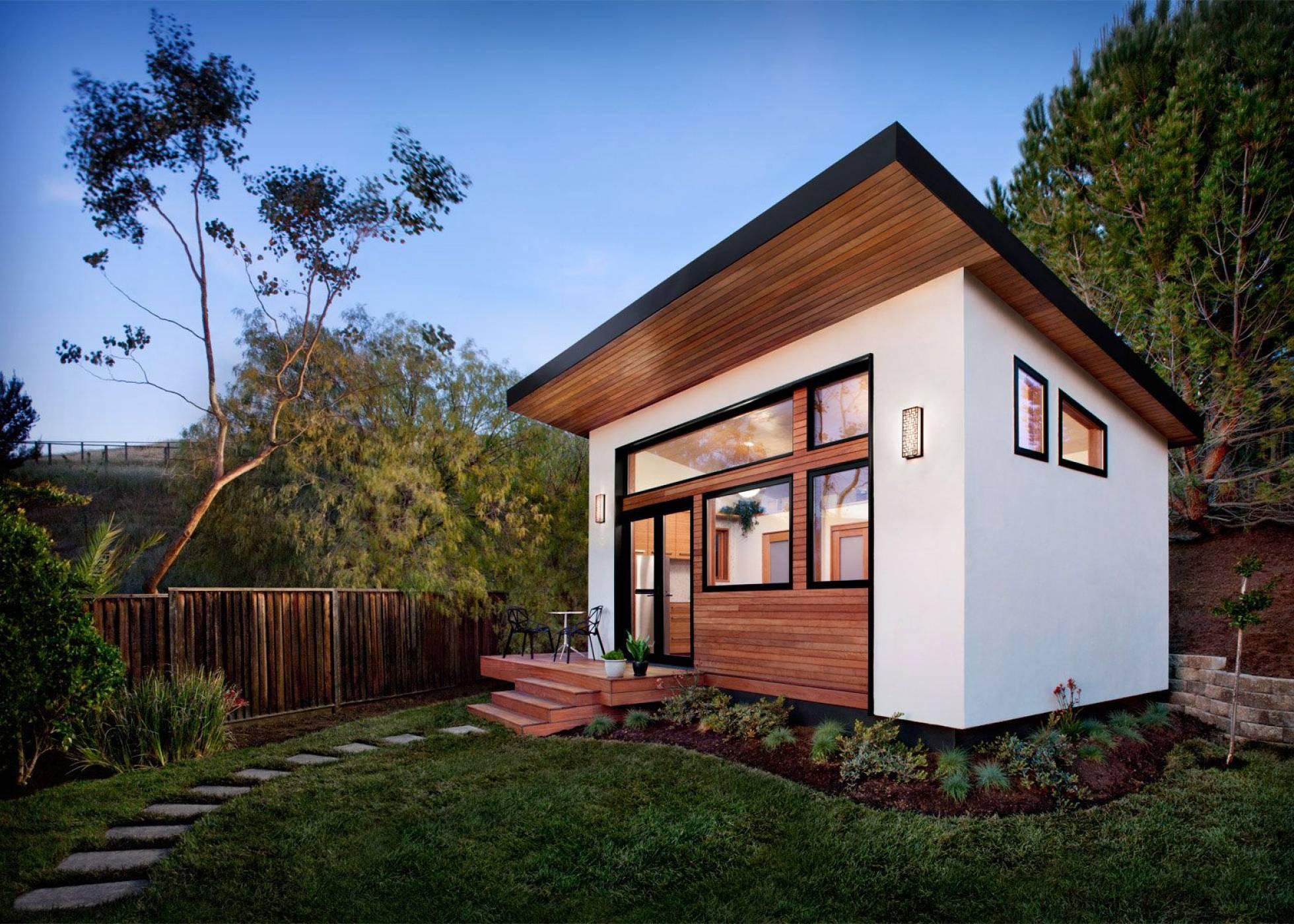 Най-интересните миниатюрни хай-тек къщи, създадени от високотехнологични компании