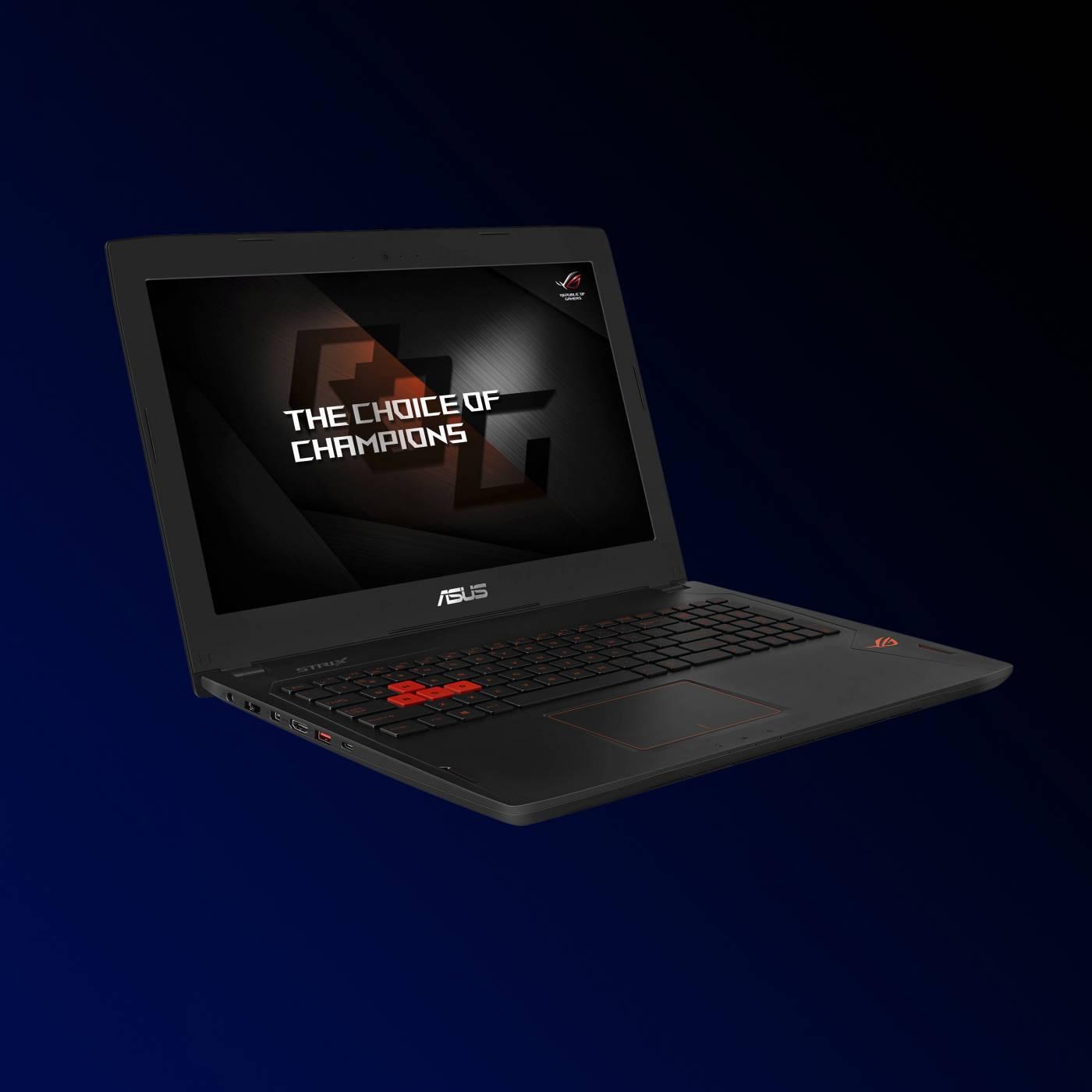 Asus ROG Strix GL502: лаптопът на ръба (ревю)