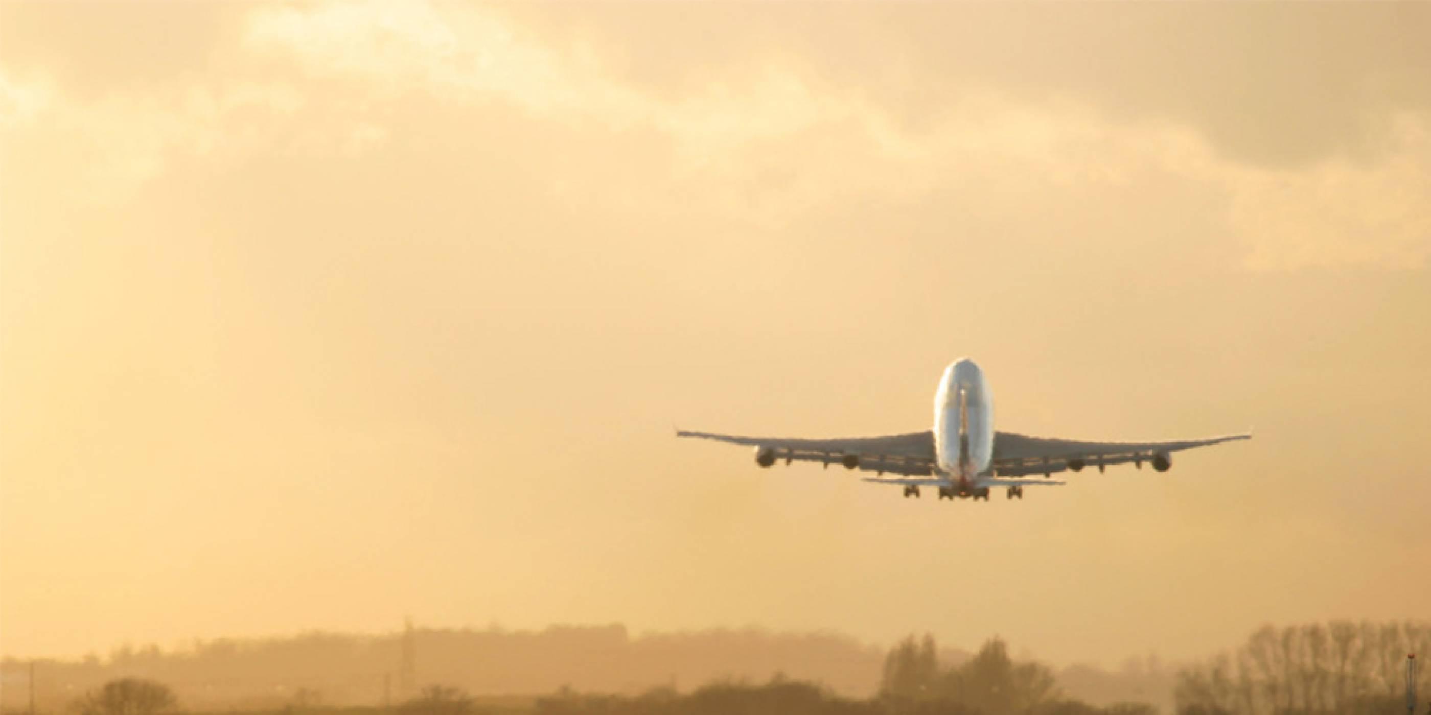 Климатичните промени ще окажат негативно въздействие върху пътуването със самолет