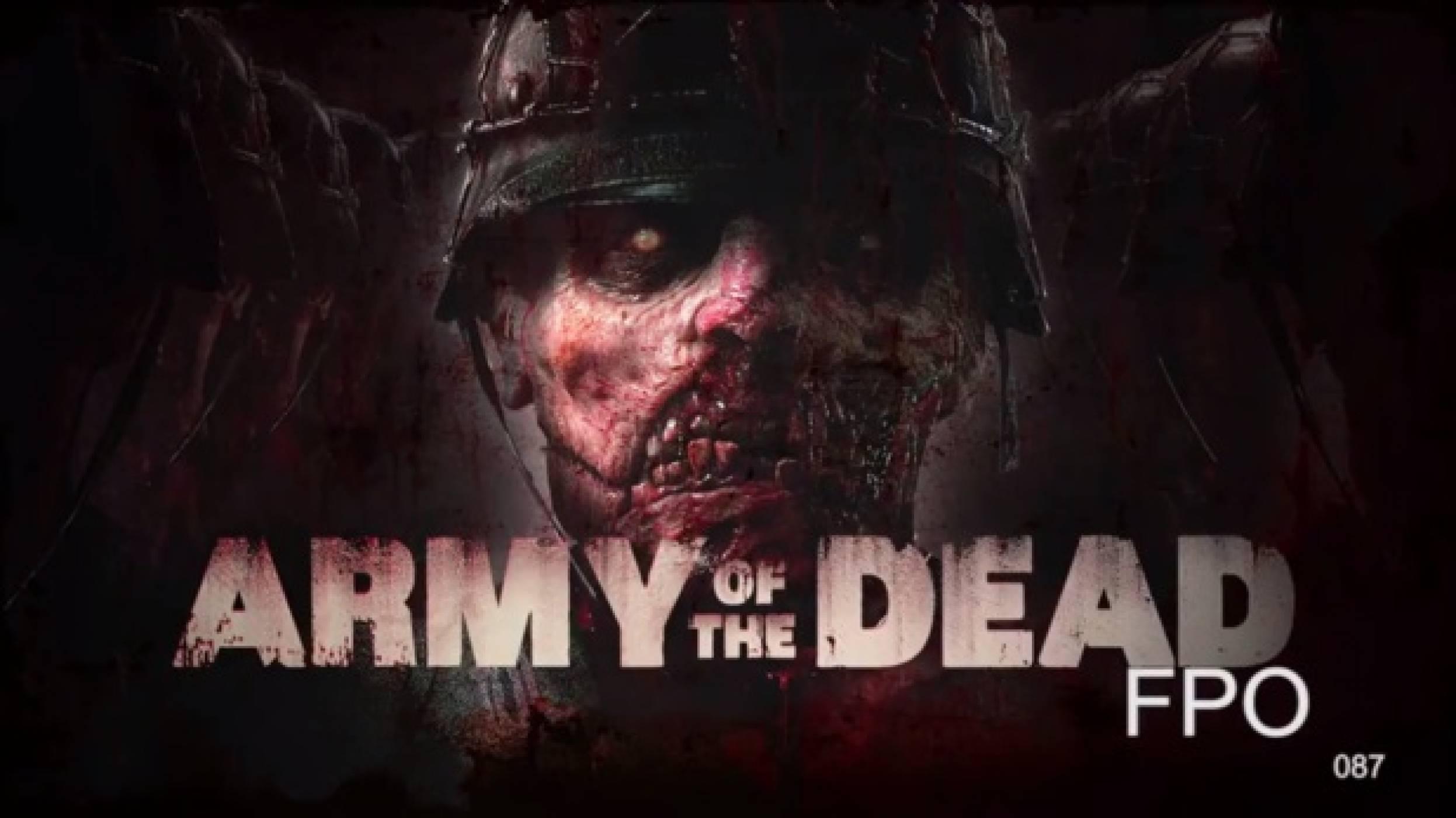 Геймплей кадри от зомби режима в Call of Duty: WWII изтекоха преди официалното представяне на Comic-Con