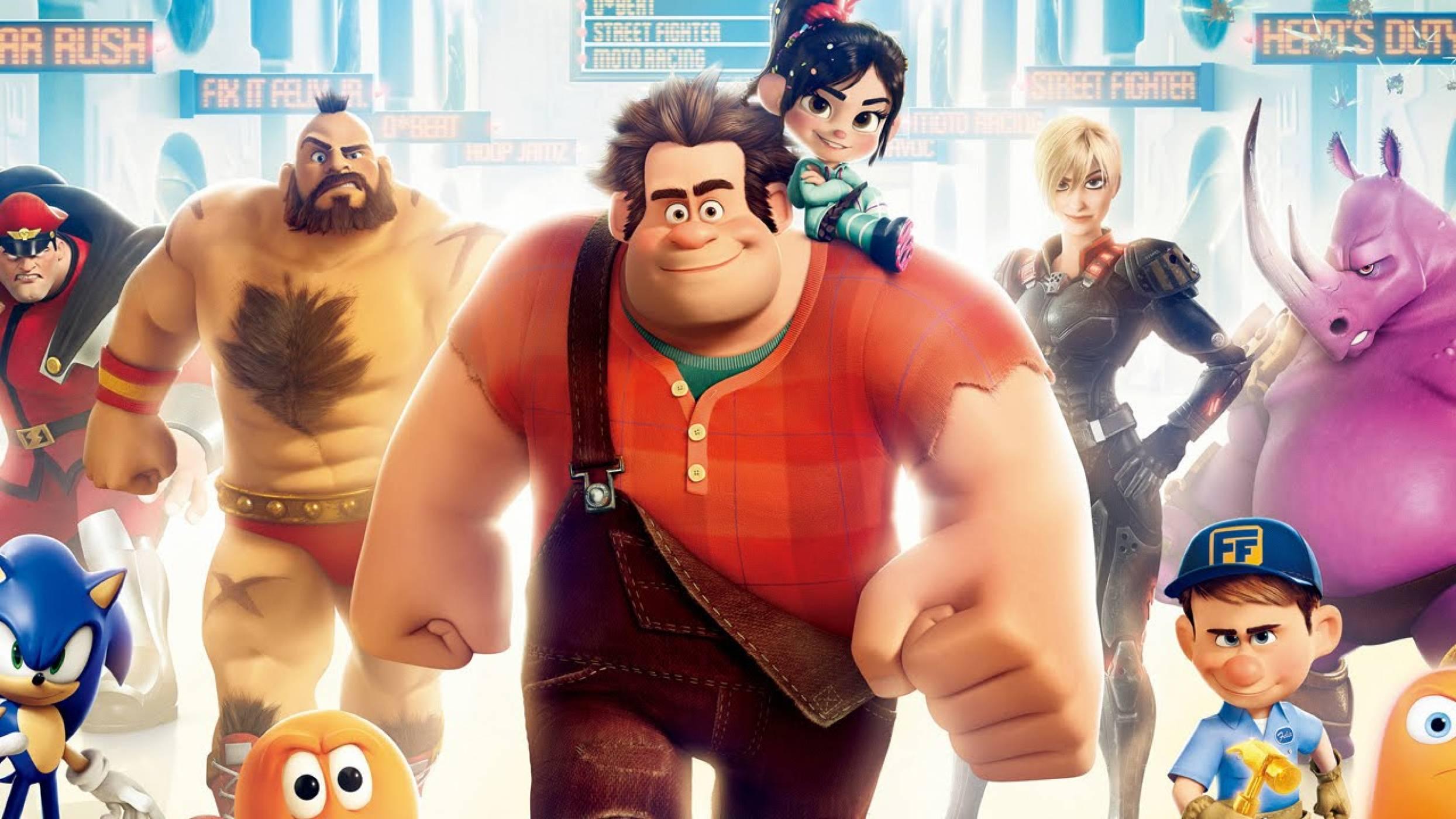 Продължението на Wreck-It-Ralph - с персонажи от Marvel и Star Wars