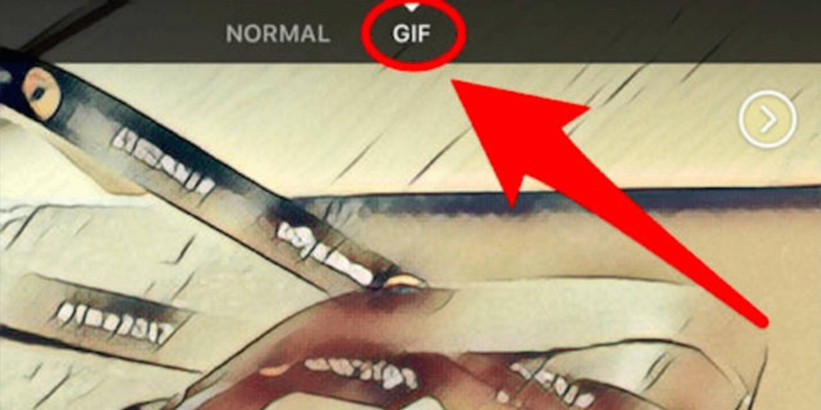Facebook добави GIF функция в камерата на основното приложение
