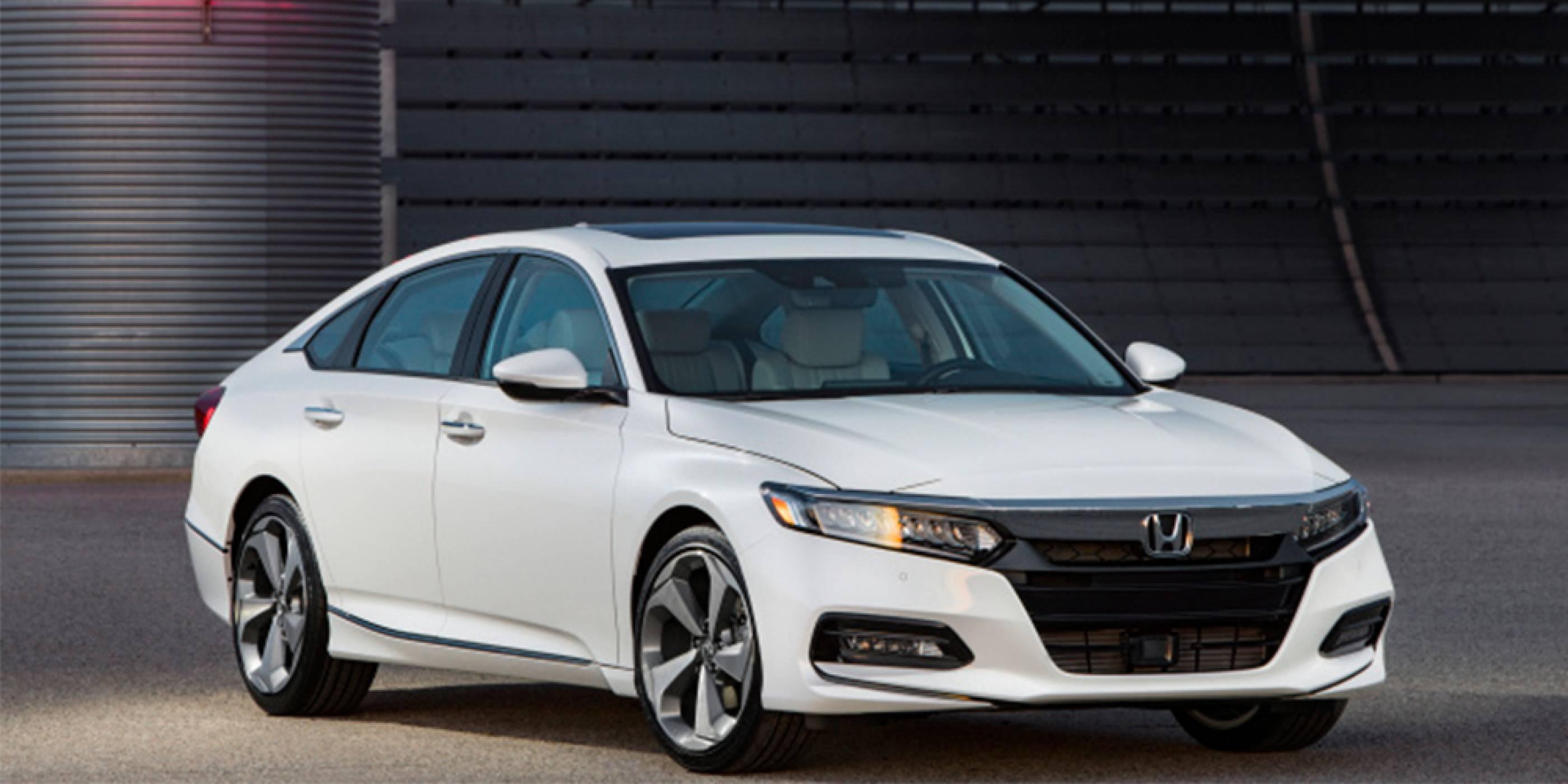 Honda представи новия Accord 2018 с нова задвижваща система