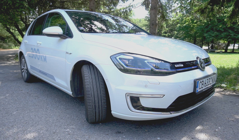 """""""Жест драйв"""" с Volkswagen e-Golf: с мисъл за утрешния ден (видео ревю)"""