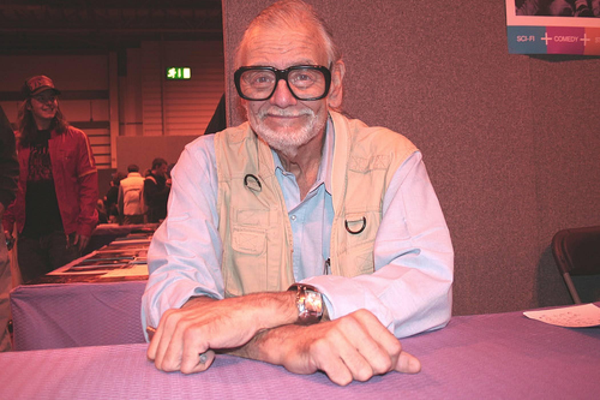 Почина бащата на зомби хоръра Джордж Ромеро