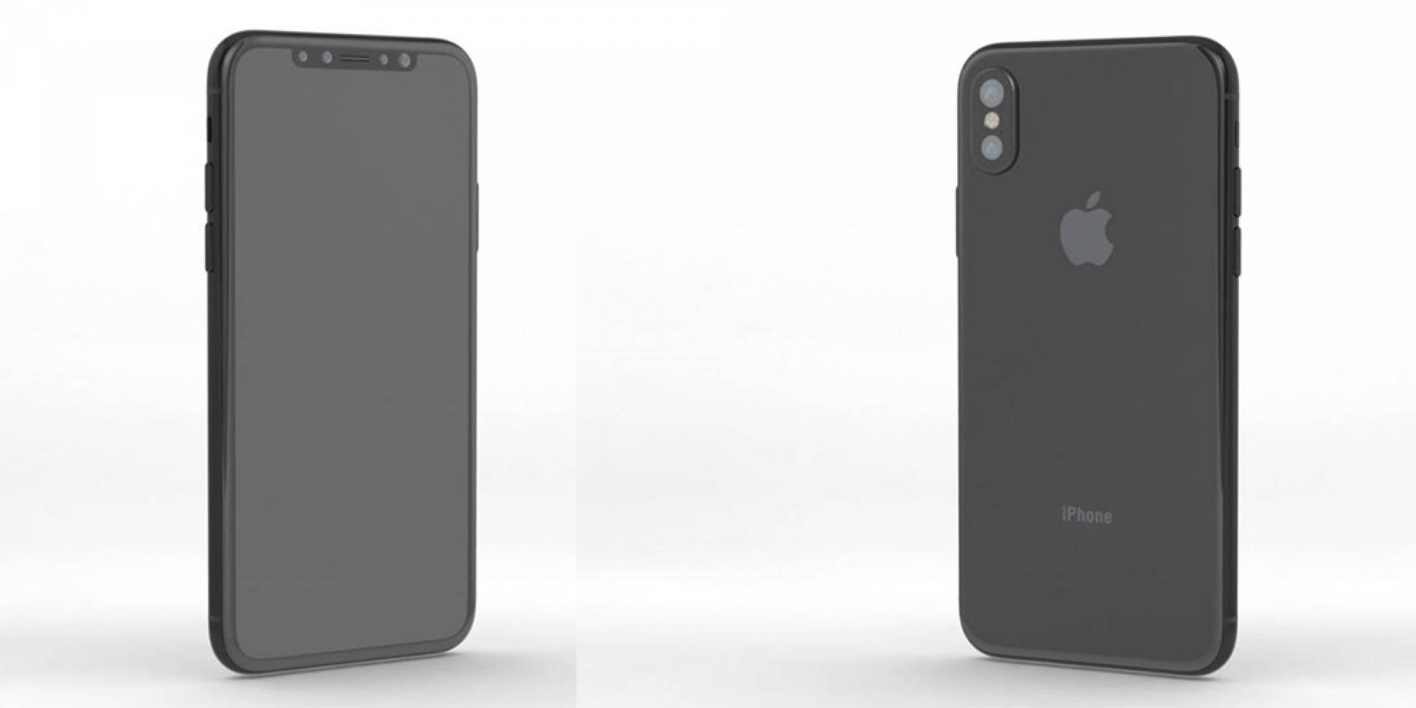 Дизайнът на iPhone 8 беше разкрит от производителя на калъфи Nodus