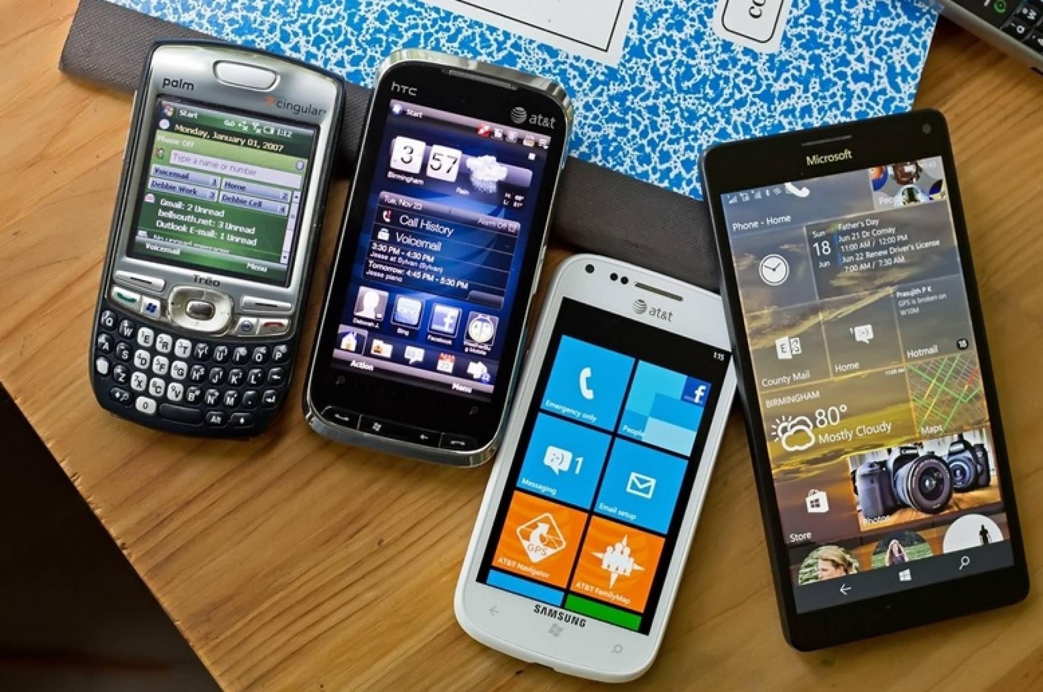 Не очаквайте Windows 10 в пълен вид за телефони