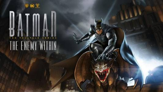 Batman: The Enemy Within с анонс на Comic-Con