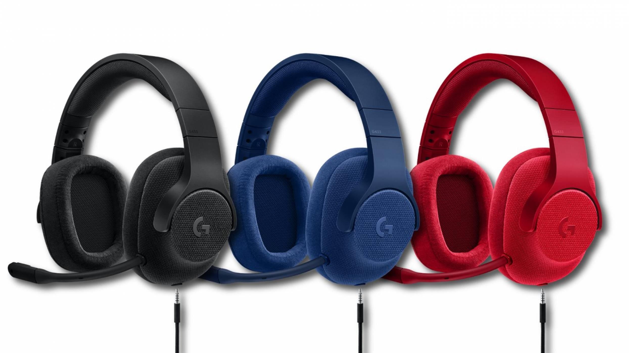 Logitech G433: слушалки за музика и гейминг? (ревю)