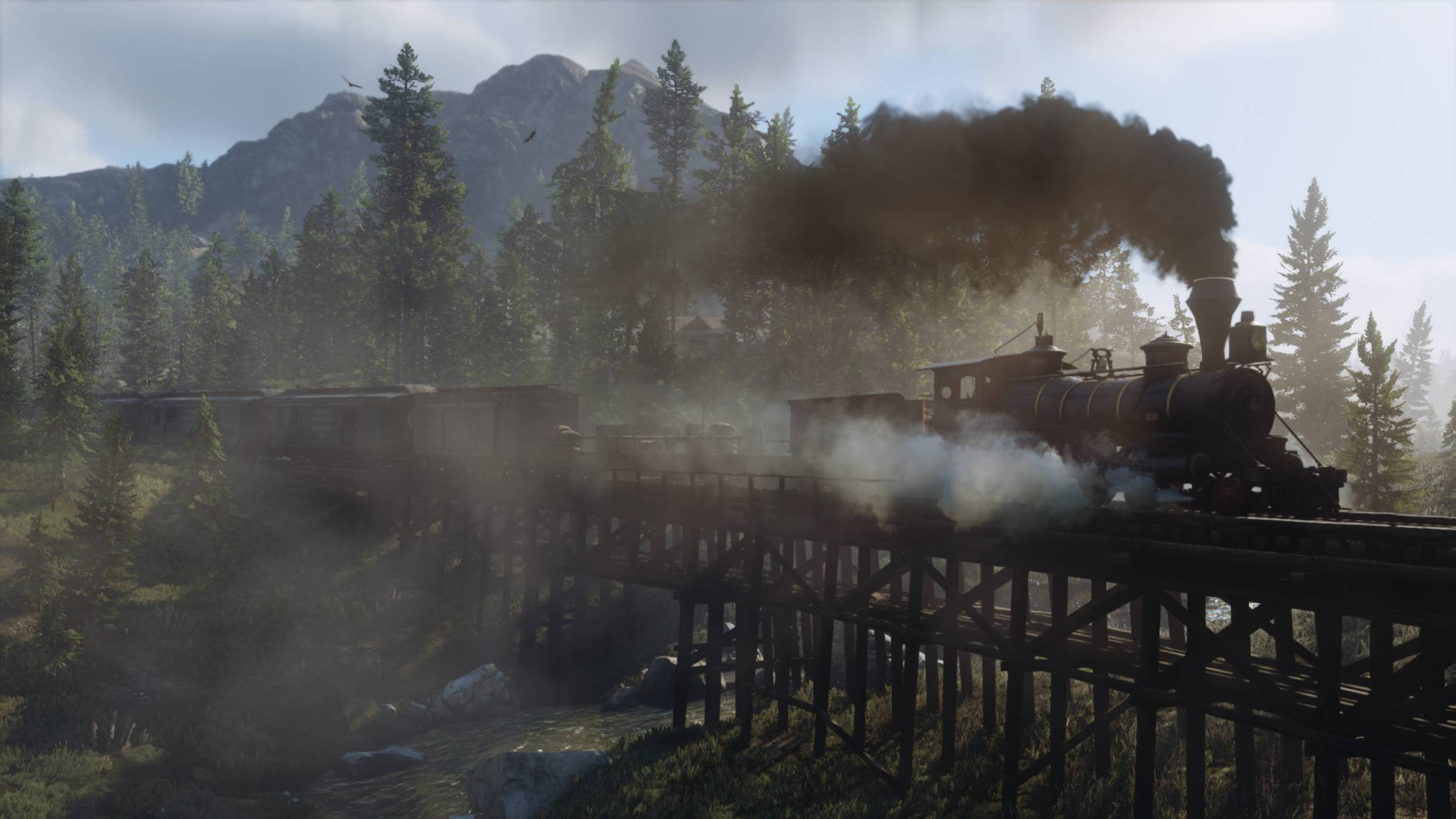 РС версията на Red Dead Redemption 2 все още е под голяма въпросителна