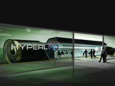 Мъск ще прави собствен Hyperloop и плаши конкуренцията