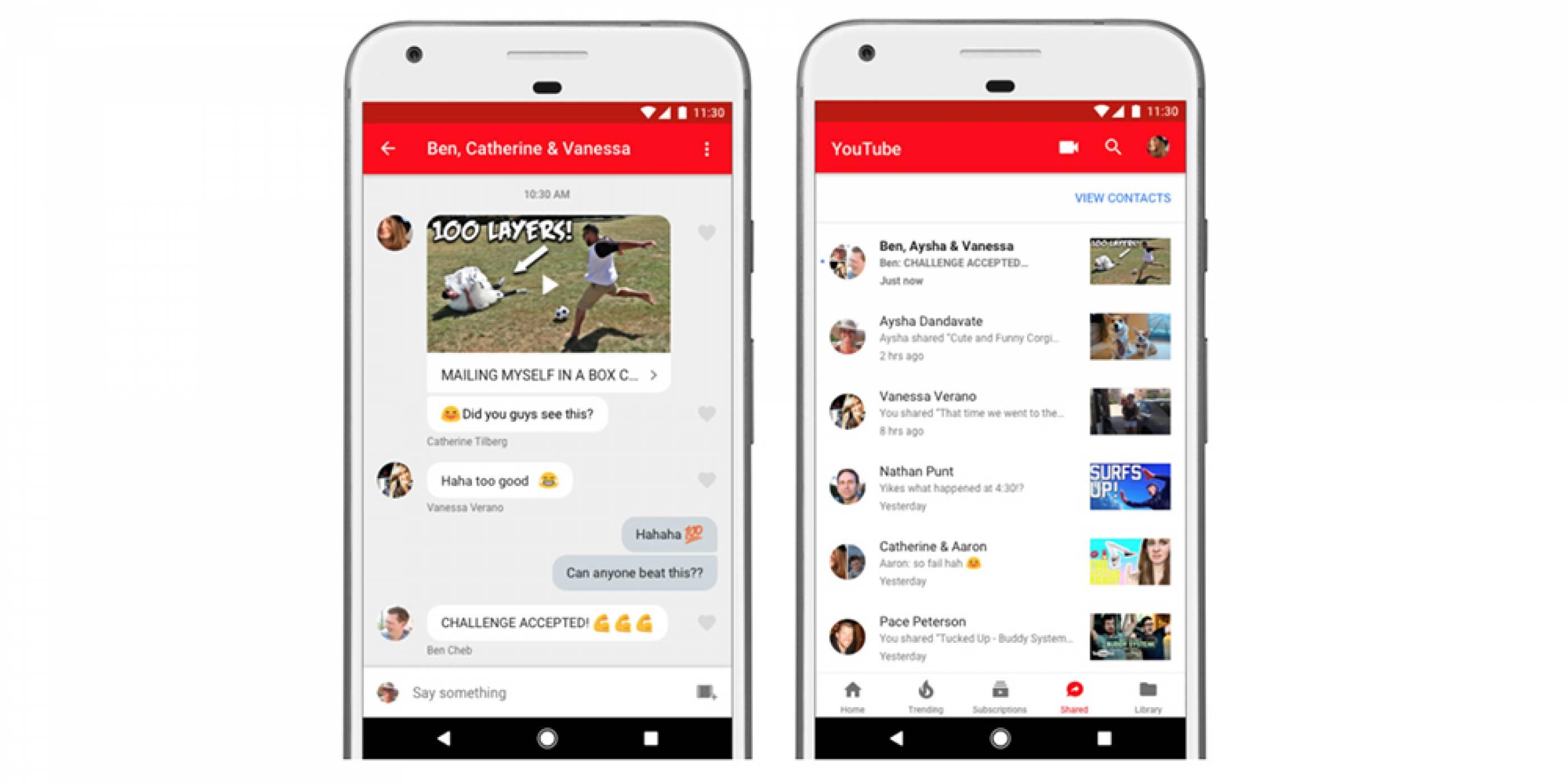 YouTube чат функцията става достъпна за всички потребители на iOS и Android