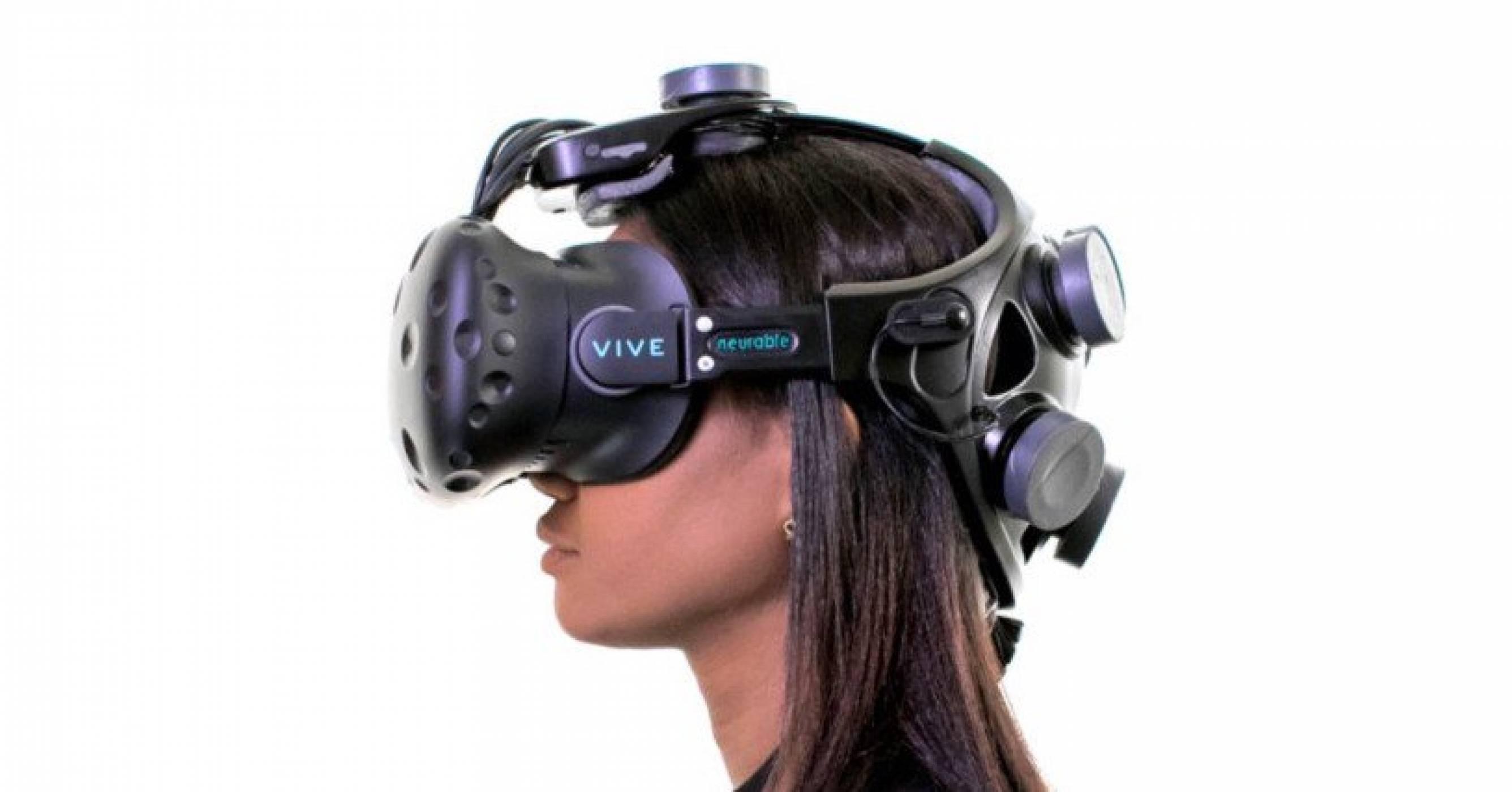 Първата VR игра, контролирана с мисъл, е вече тук