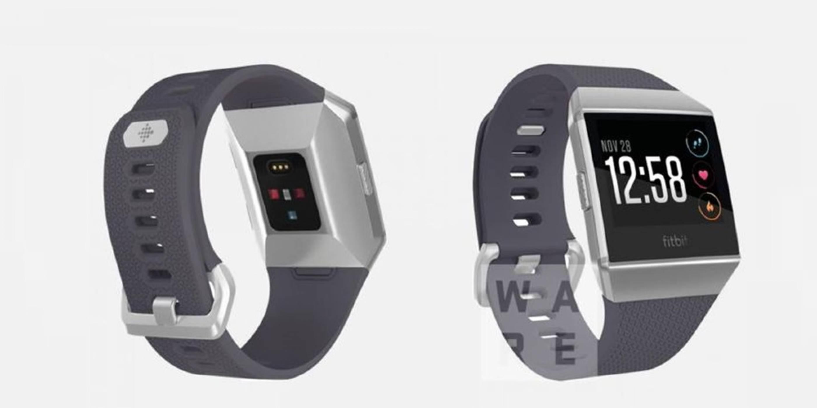 Умният часовник на Fitbit изтече в нова порция снимки