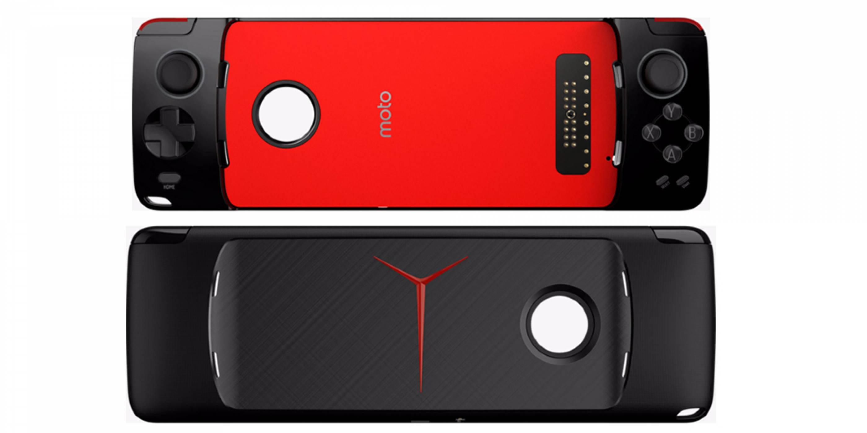 Геймпадът на Moto Z серията ще бъде наличен само през мобилния оператор Verizon