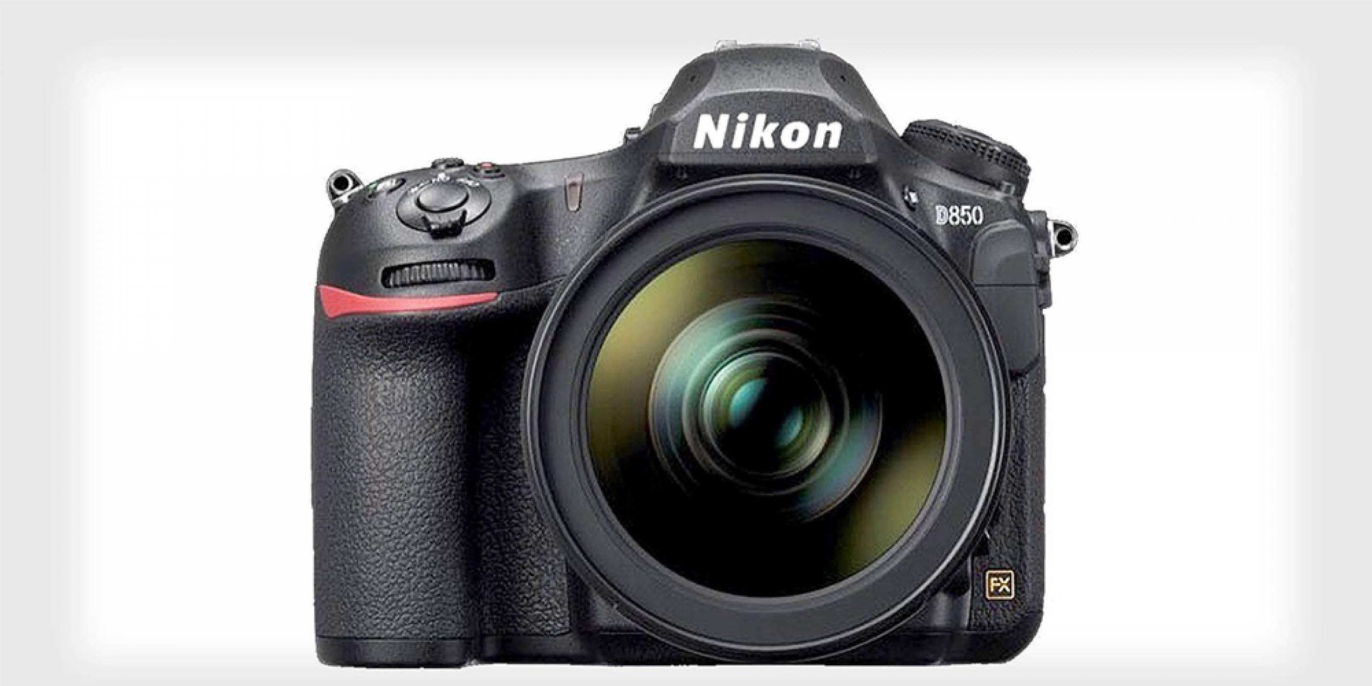 Изтекли слайдове с китайски надписи потвърждават характеристиките на Nikon D850
