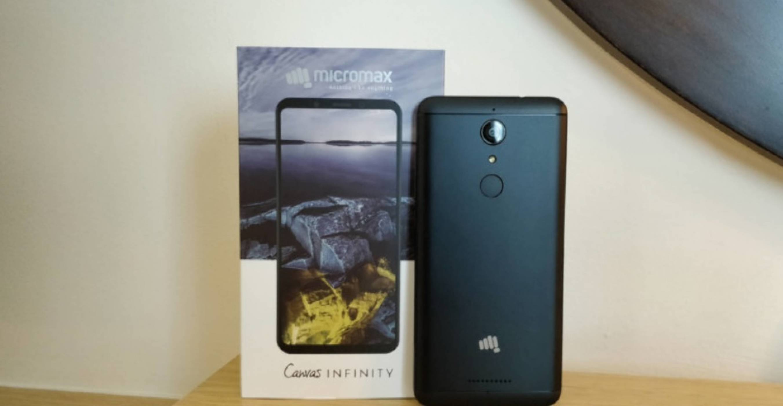 Micromax има своя версия на телефон с Full Vision дисплей само за 155 долара
