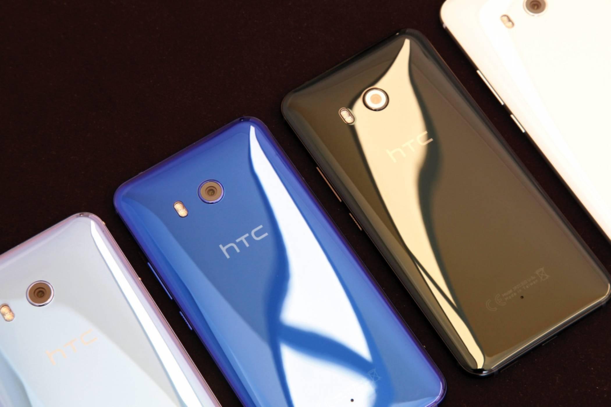 Android Oreo ще подслади вашите HTC U11, HTC U Ultra и HTC 10