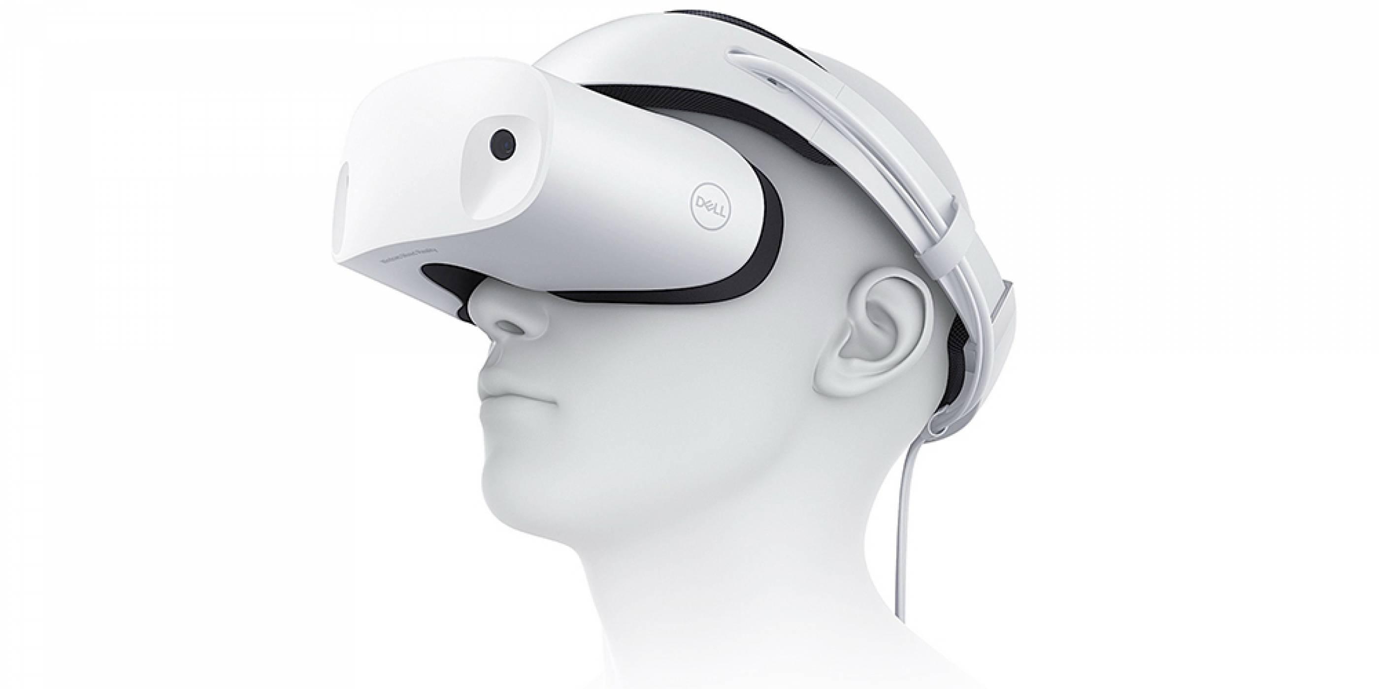 Dell също ще навлезе на пазара за виртуална реалност с очилата Visor