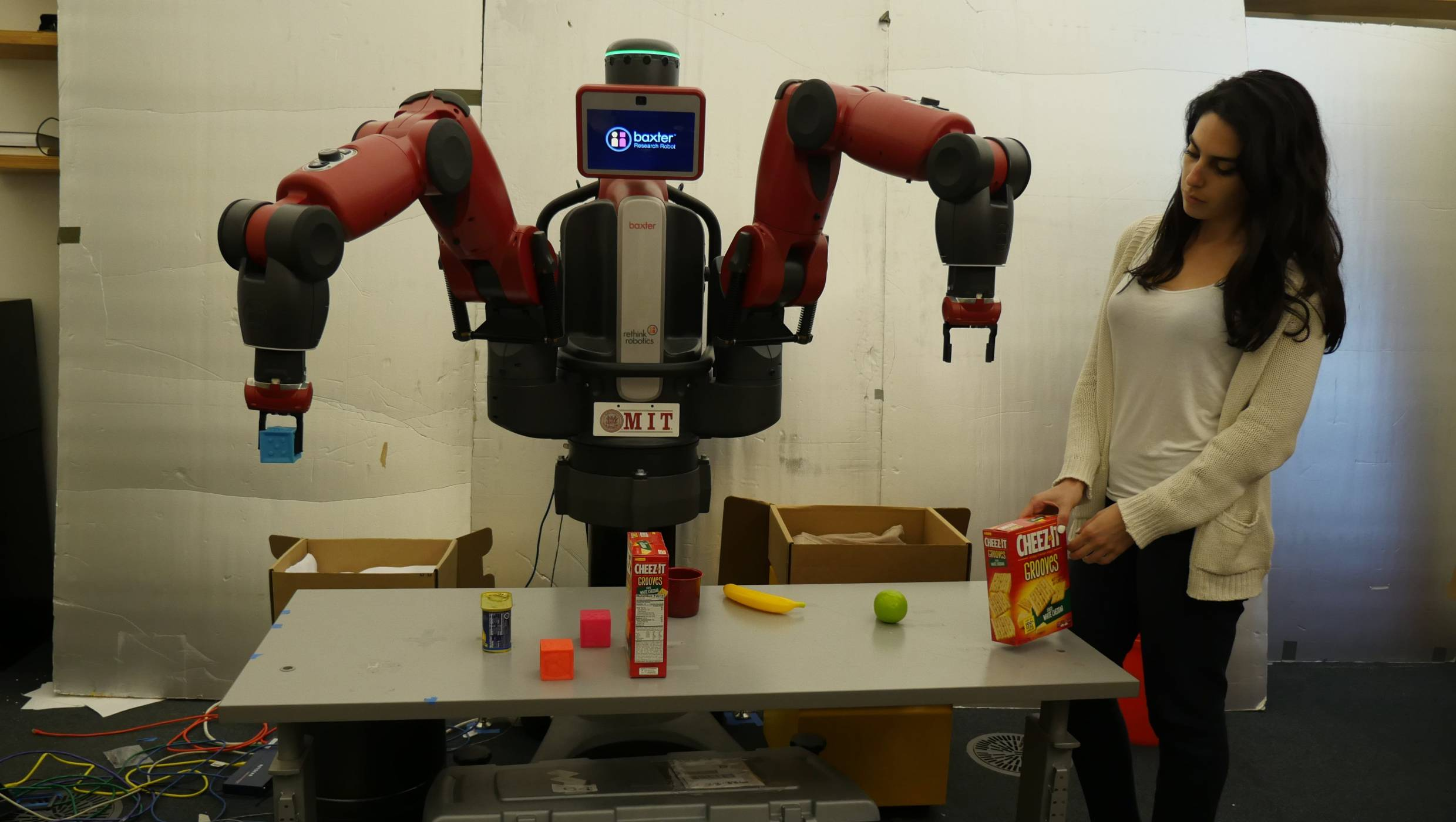 Роботите вече ще разбират контекста на това, което казвате