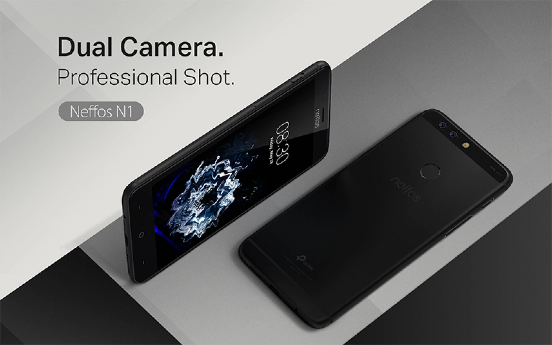 Смартфонът Neffos N1 предлага качеството, познато ни от продуктите на TP-Link