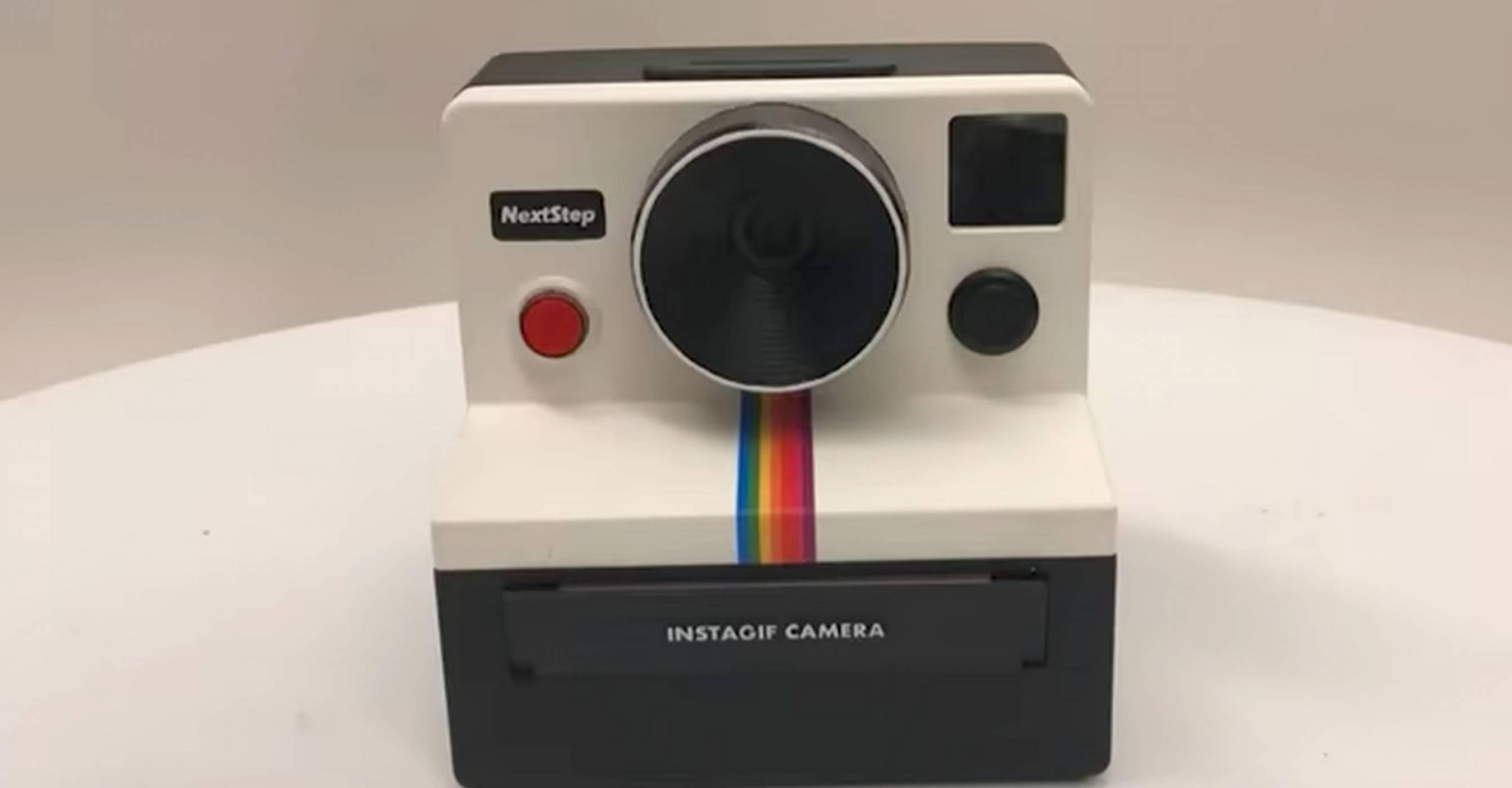 Любителска камера прави моментални GIF клипове