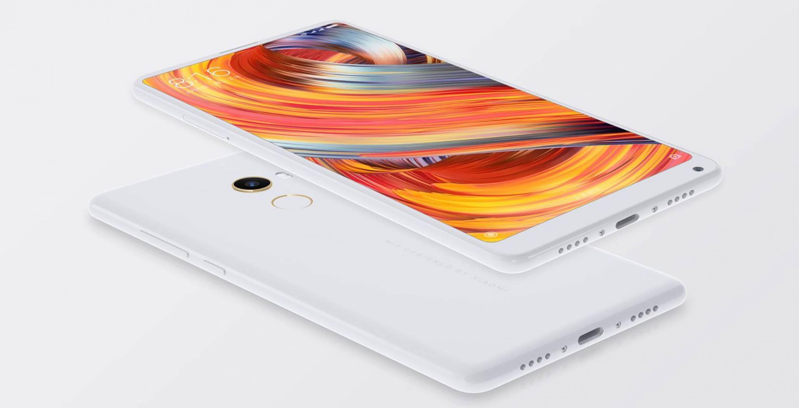 Xiaomi Mi Mix 2 достигна почти 300 000 регистрации за един ден