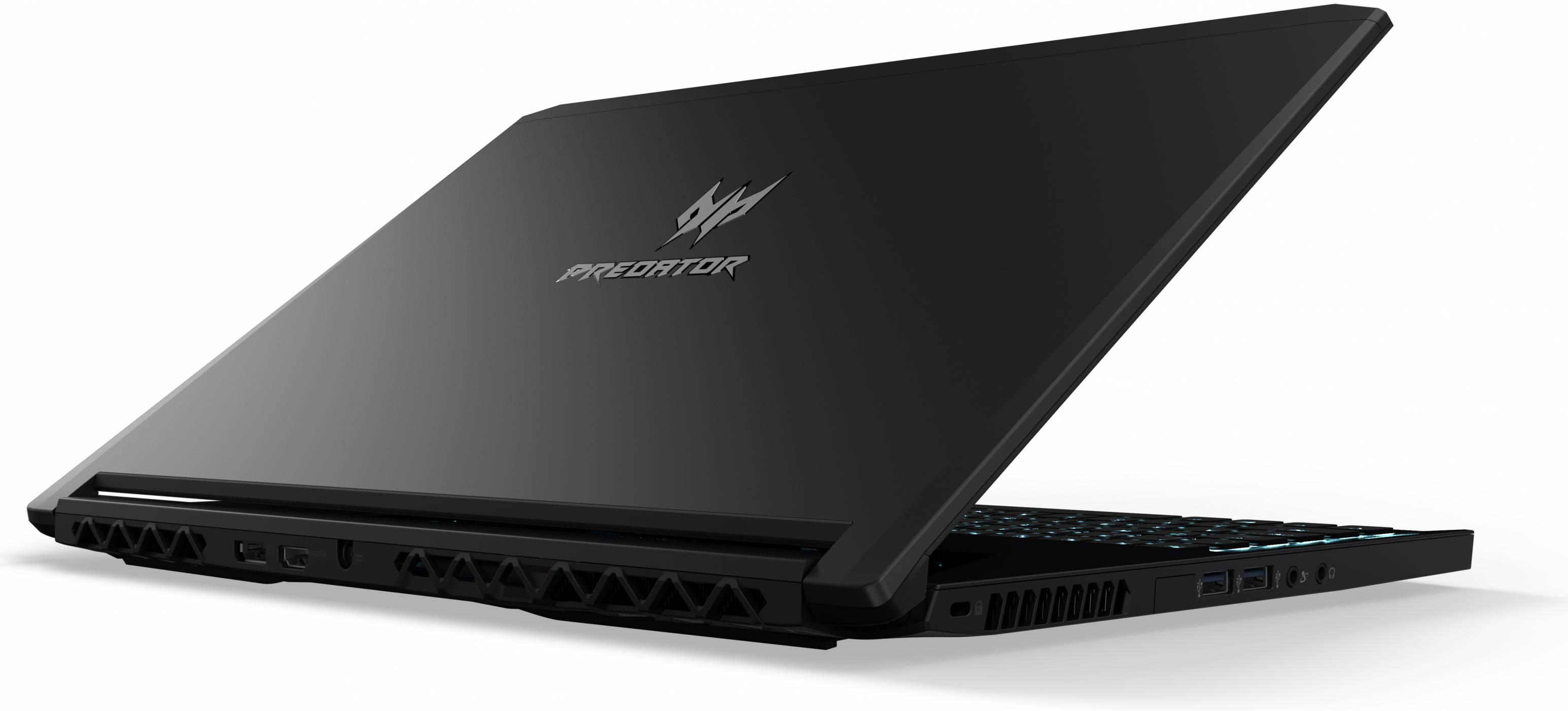 Acer Predator Triton 700: лаптопът, който ви приветства в ерата на Max-Q