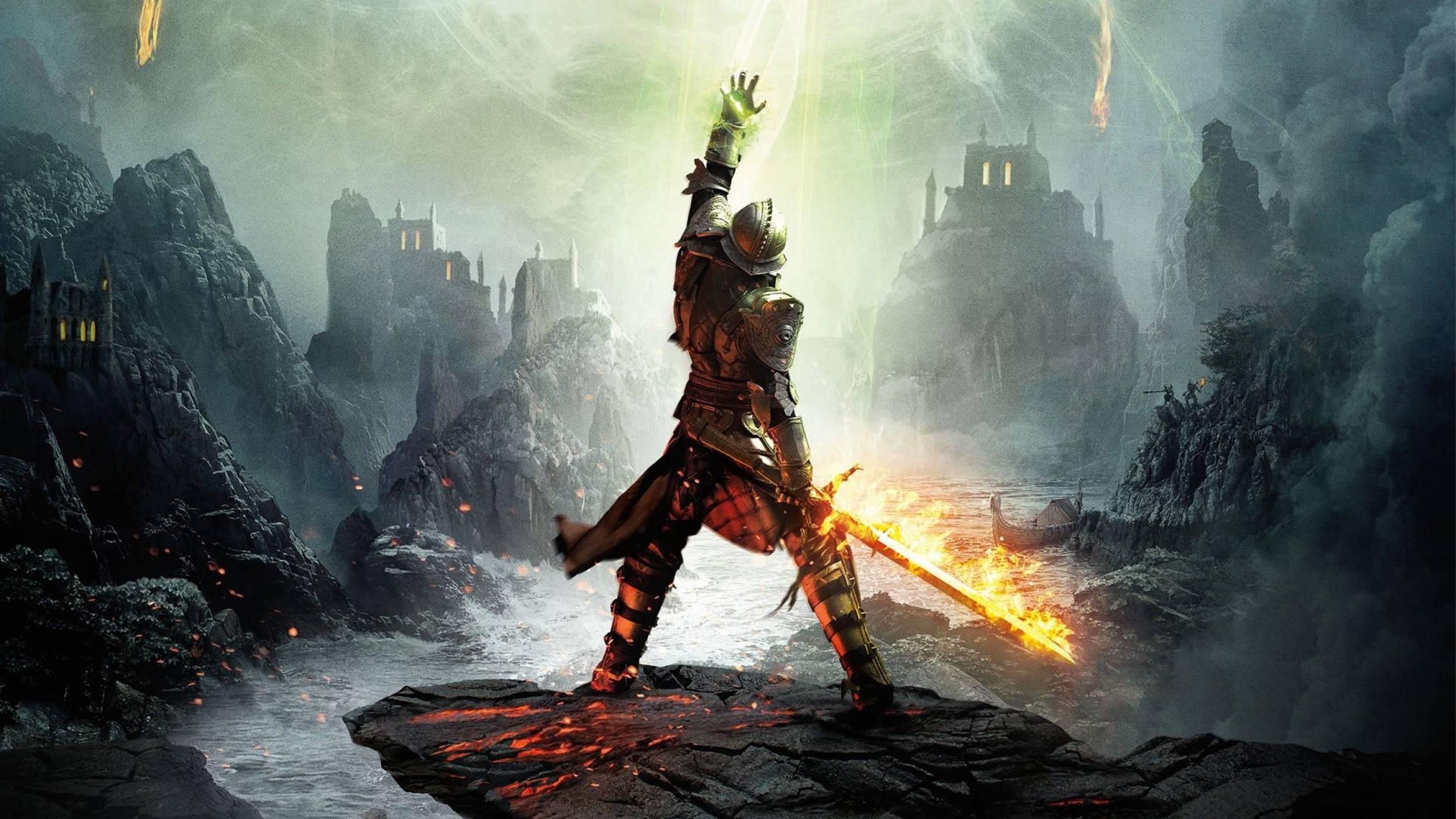 Новата Dragon Age няма непременно да бъде четвъртата част от поредицата