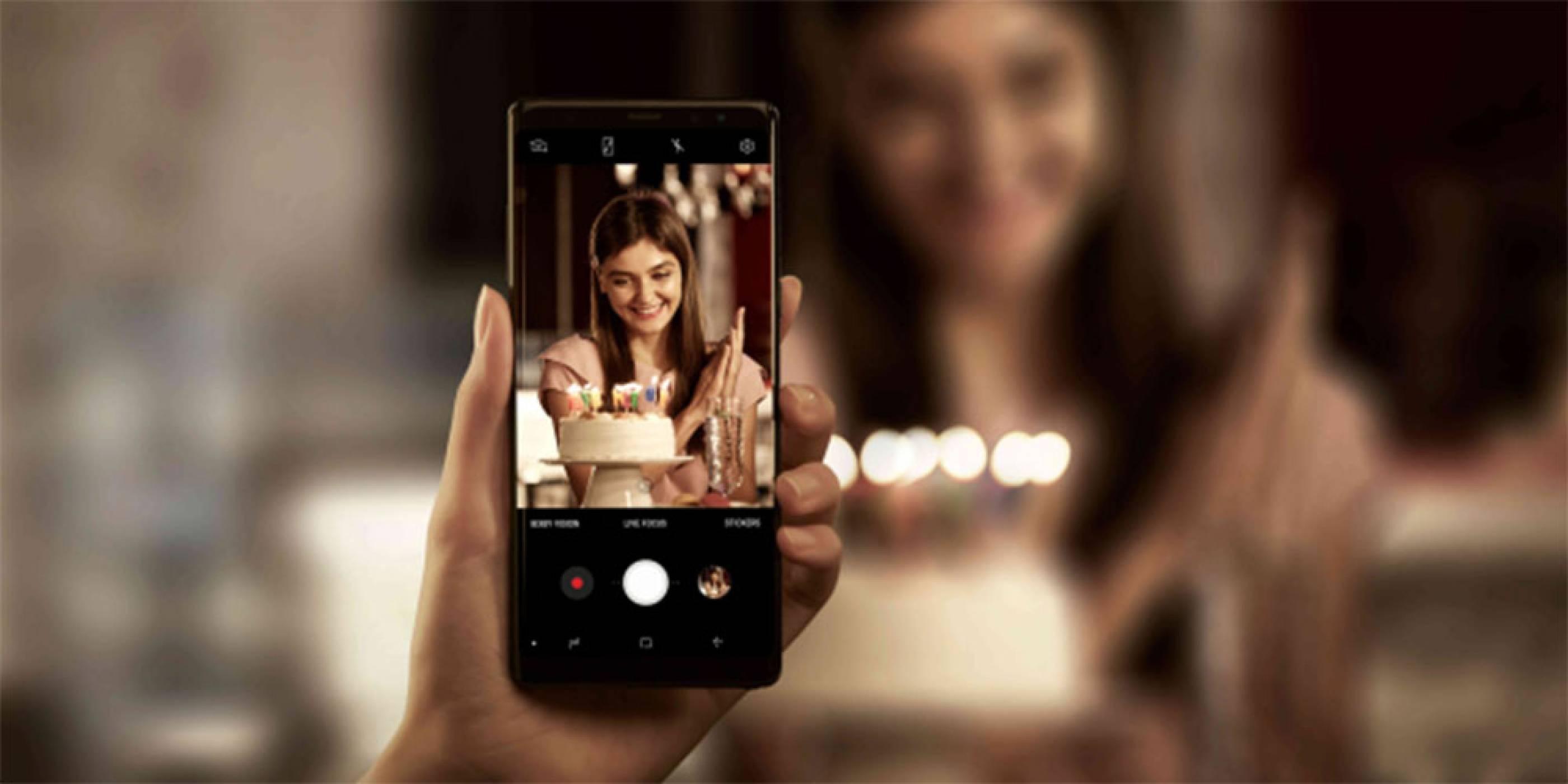 Samsung разработи сензор за запис на видео с 1000 кадъра в секунда