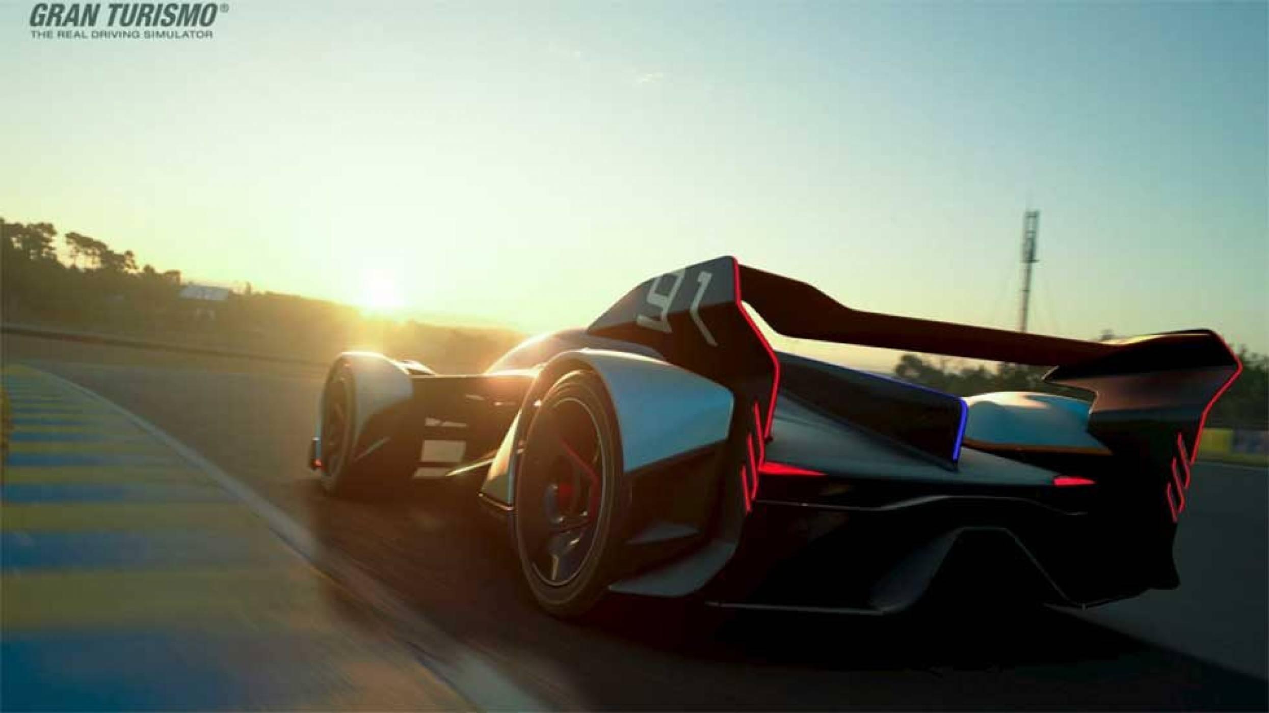 McLaren Ultimate Vision GT е суперкола с 1134 конски сили, която не може да карате никъде