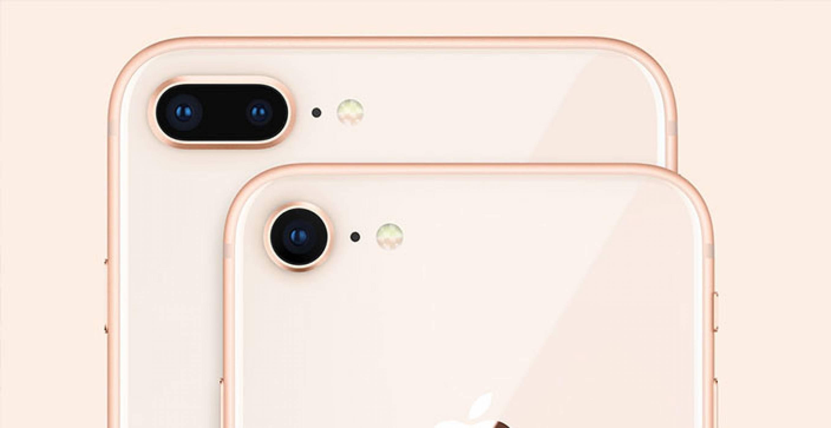 Смяната на счупен гръб на iPhone 8 ще струва повече от смяната на счупения му екран